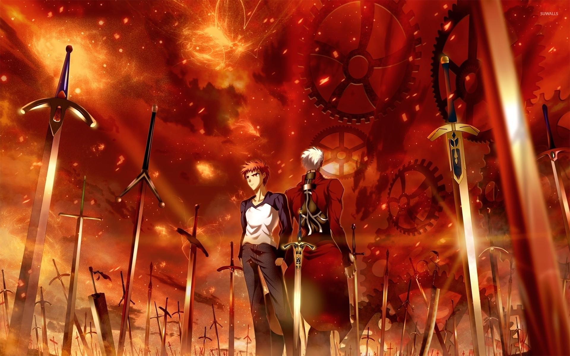 Fate Stay Night Archer Wallpaper Full Hd As Wallpaper HD