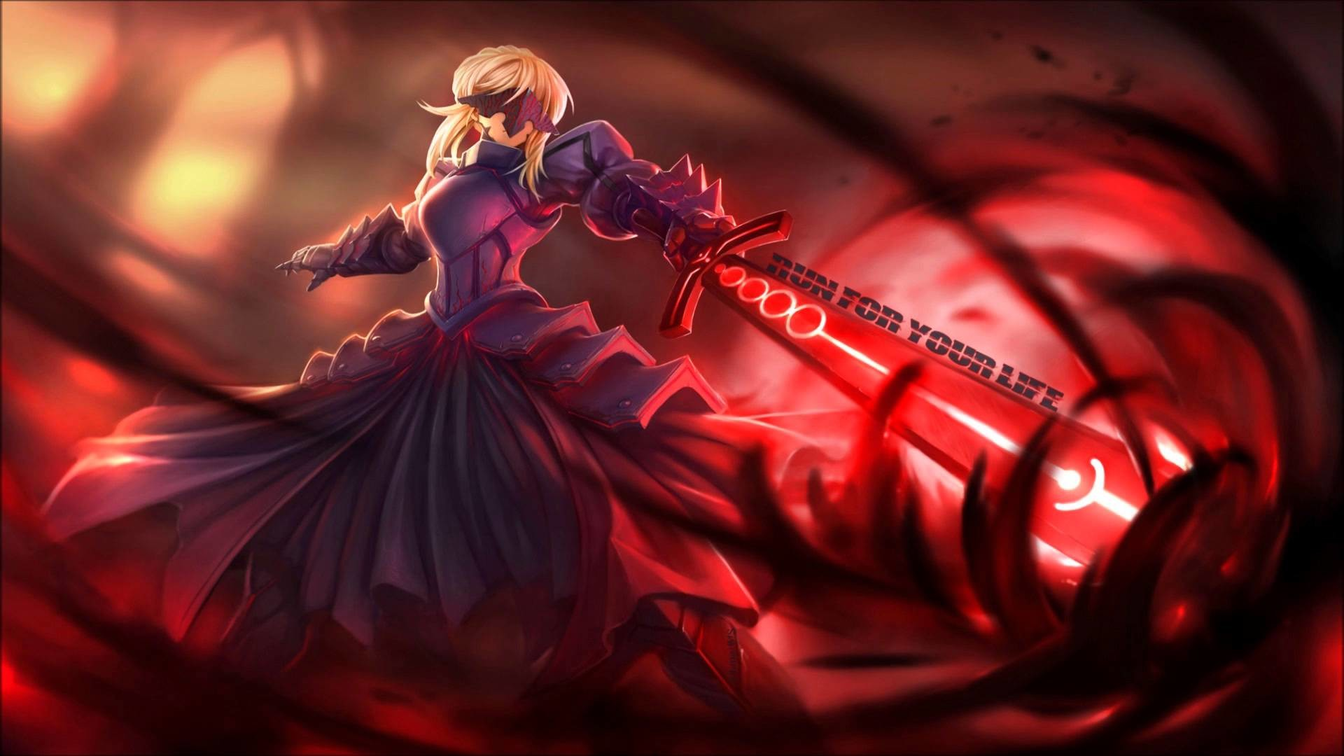 Fate Stay Night Saber | *Fate/Stay Night – Saber | Pinterest | Fate stay  night, Type moon and Anime