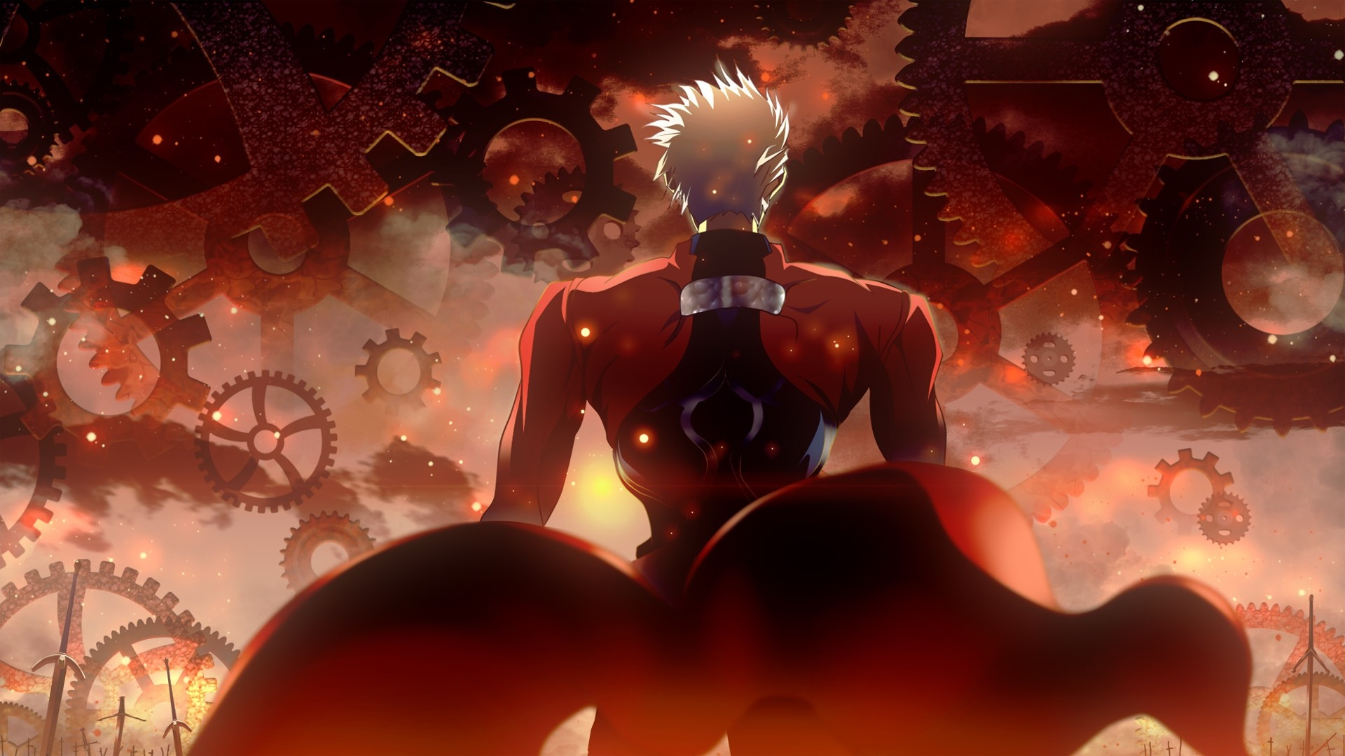 Fate Stay Night Archer Wallpaper Phone Anime Wallpaper Fate Stay Night  Wallpaper 2017