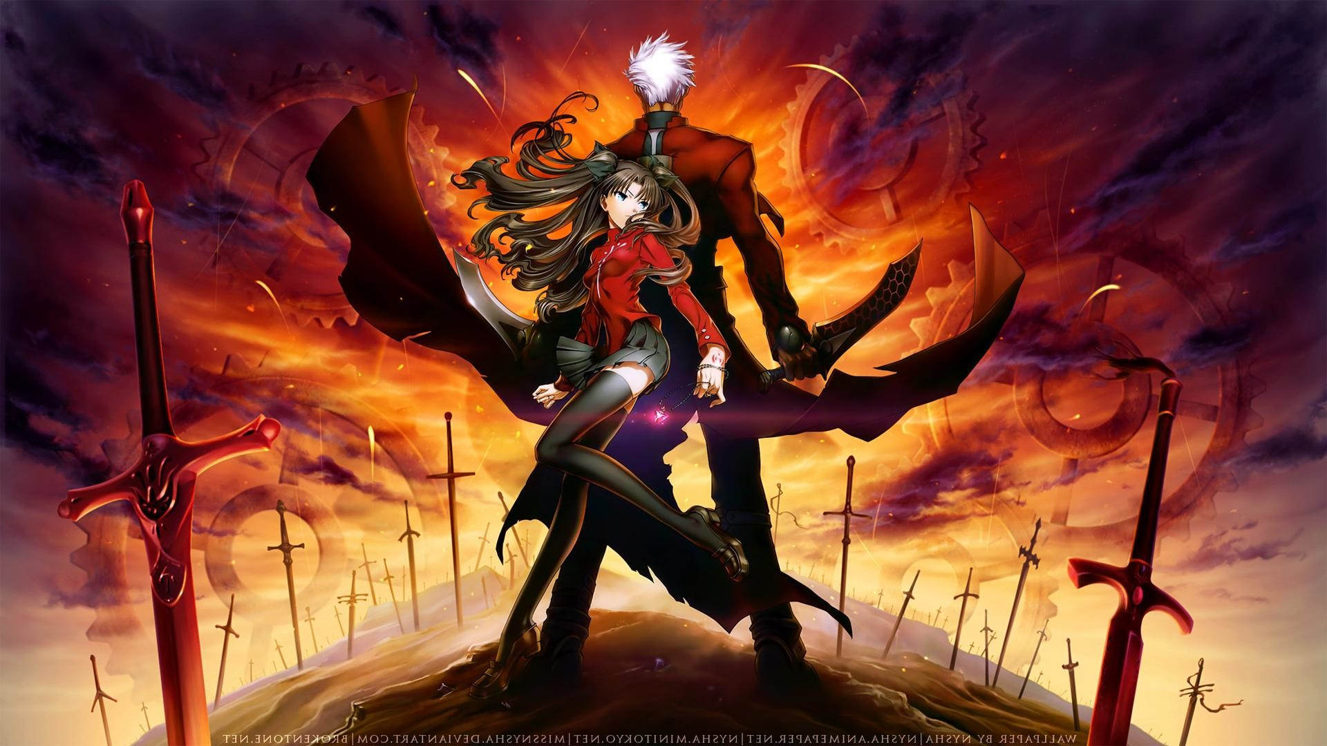 Anime – Fate/Stay Night: Unlimited Blade Works Archer (Fate/Stay Night