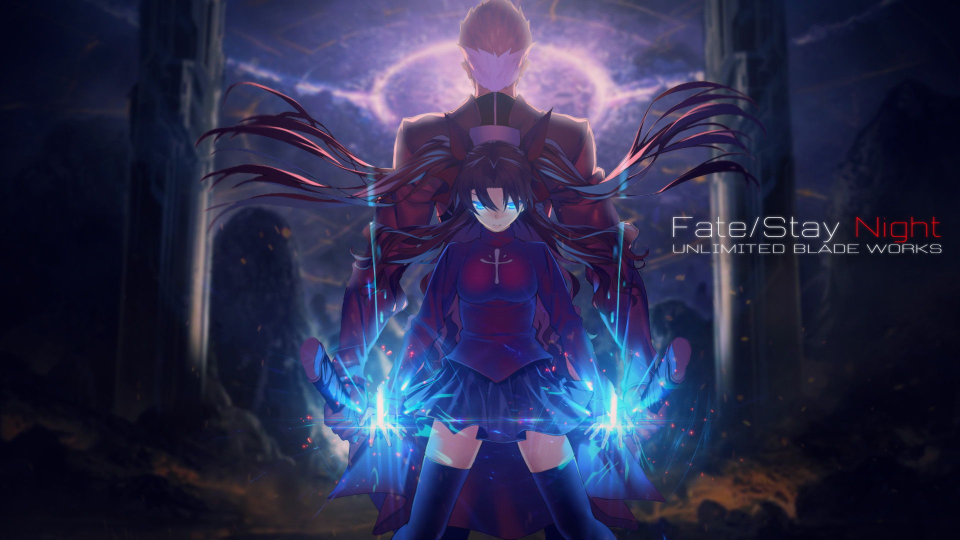 Fate Stay Night Archer Wallpapers Widescreen As Wallpaper HD