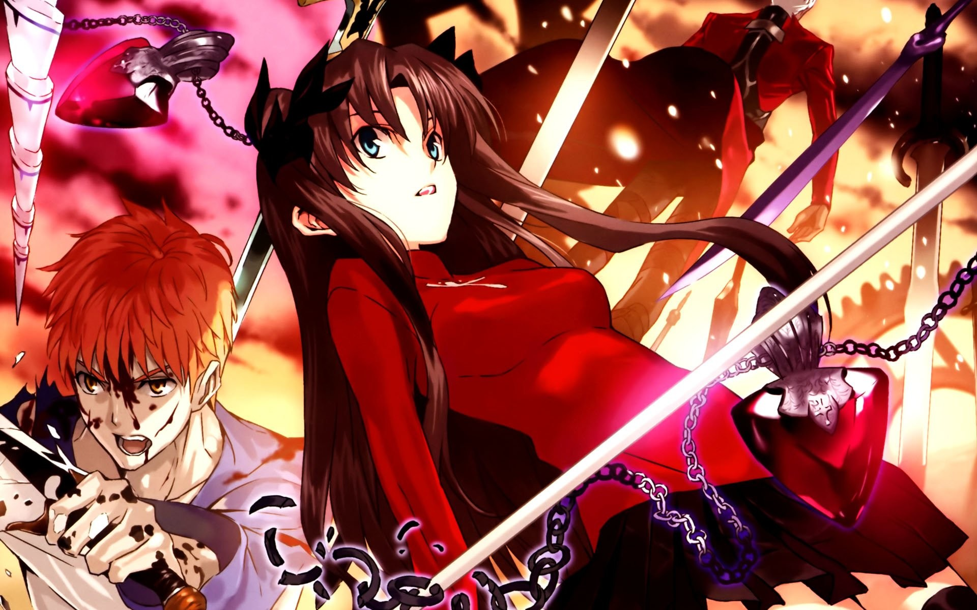 HD Wallpaper | Background ID:57640. Anime Fate/Stay Night: …