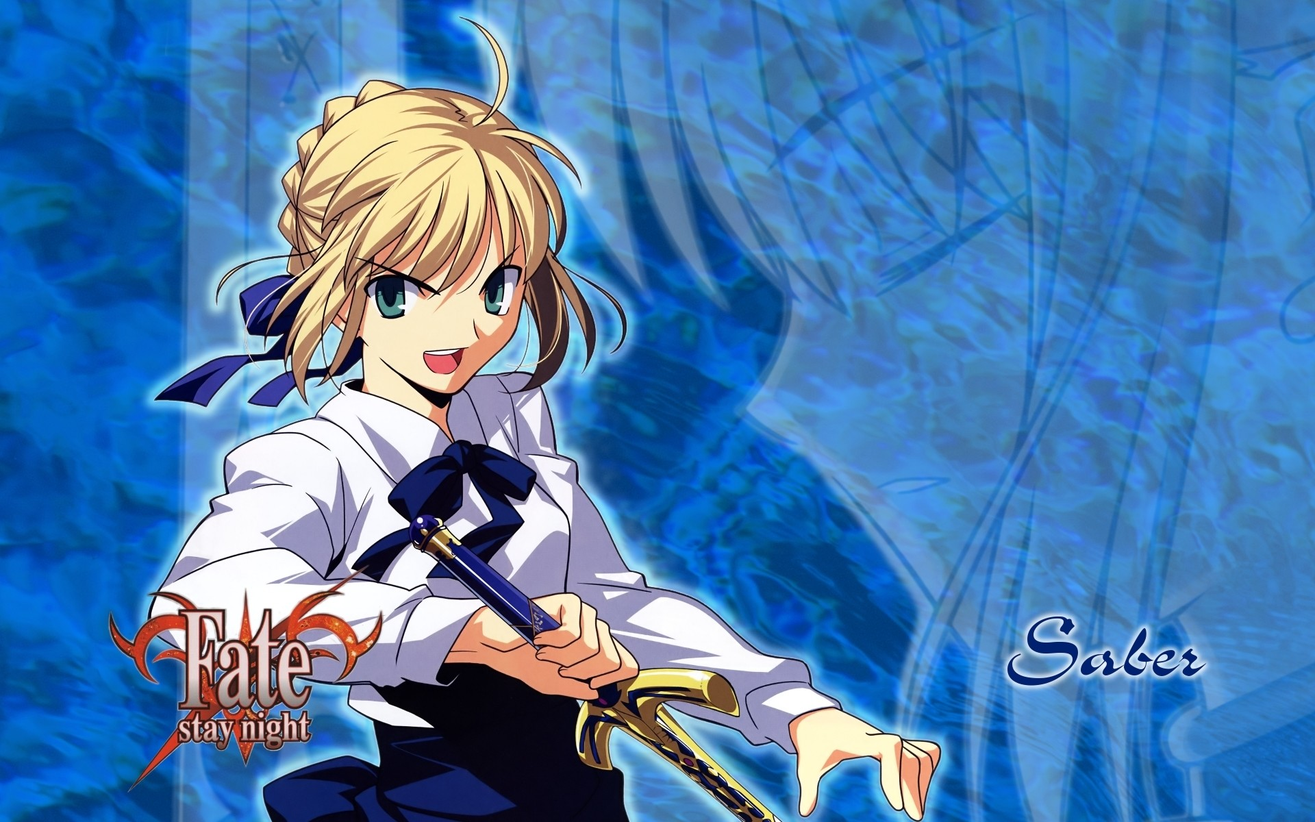 … Saber – Fate/Stay night
