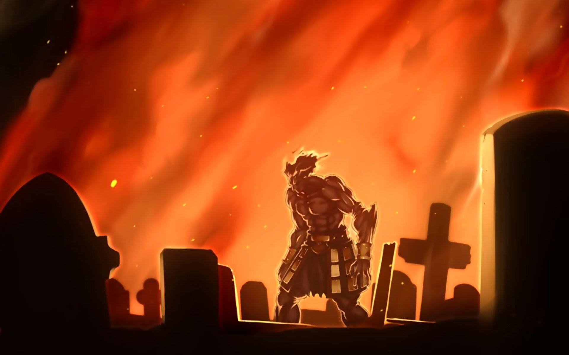 Anime – Fate/Stay Night Berserker (Fate/stay night) Wallpaper