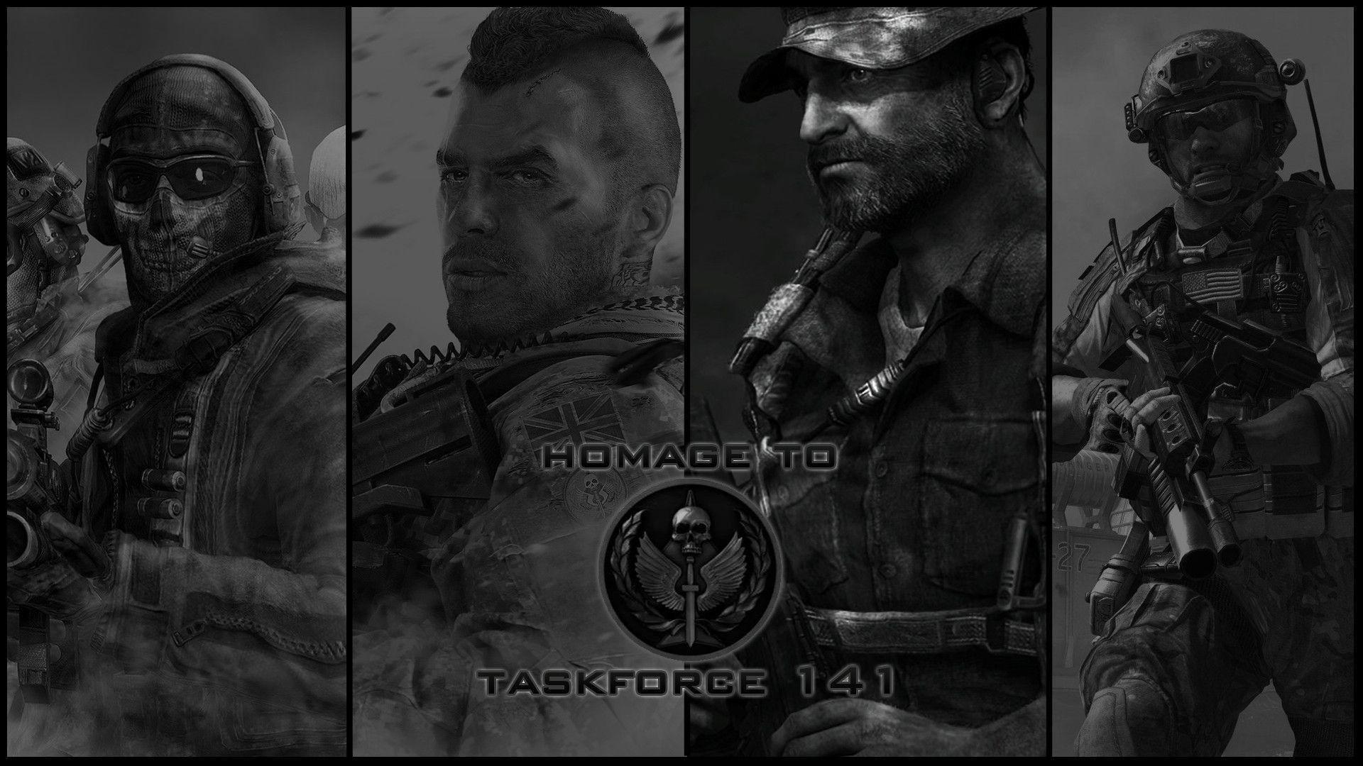 Task Force 141 – Disavowed by mildirk on DeviantArt