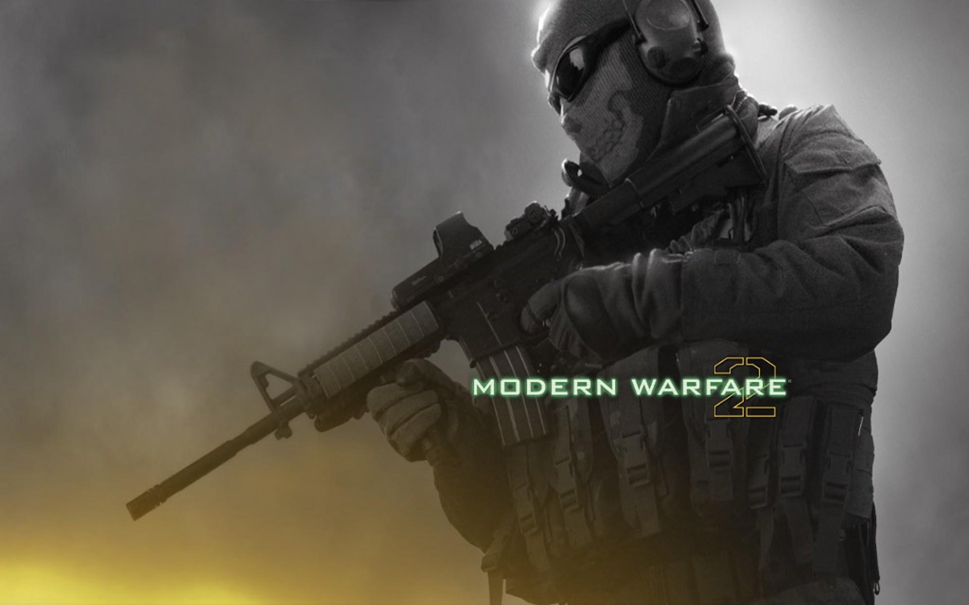 Call Of Duty Modern Warfare 2 Wallpaper Ghost HD Wallpapers
