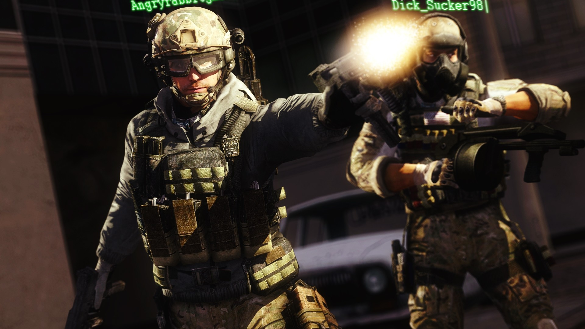 Modern Warfare MP by AngryRabbitGmoD Modern Warfare MP by AngryRabbitGmoD