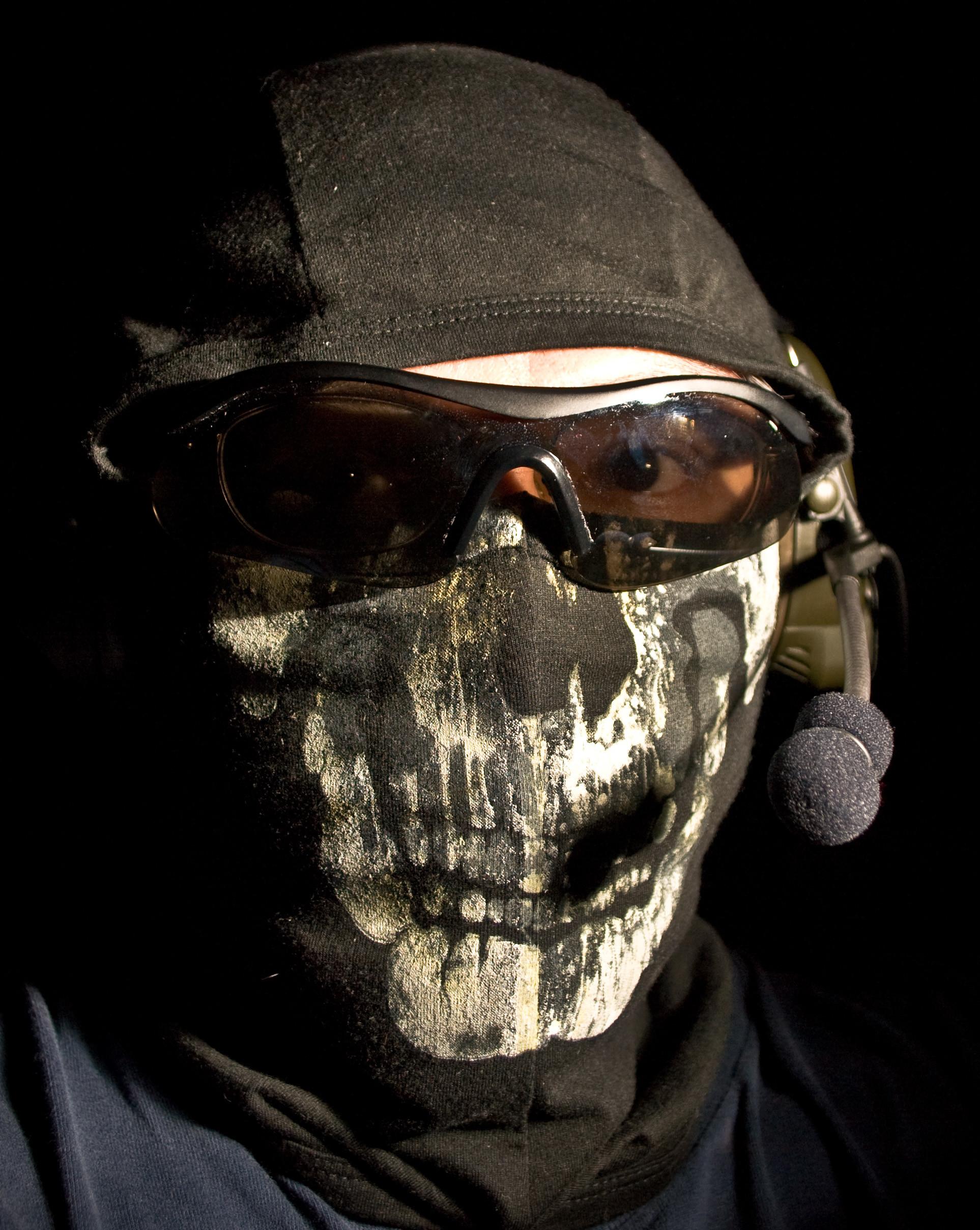 Ghost Modern Warfare 2 – Cosplay.com