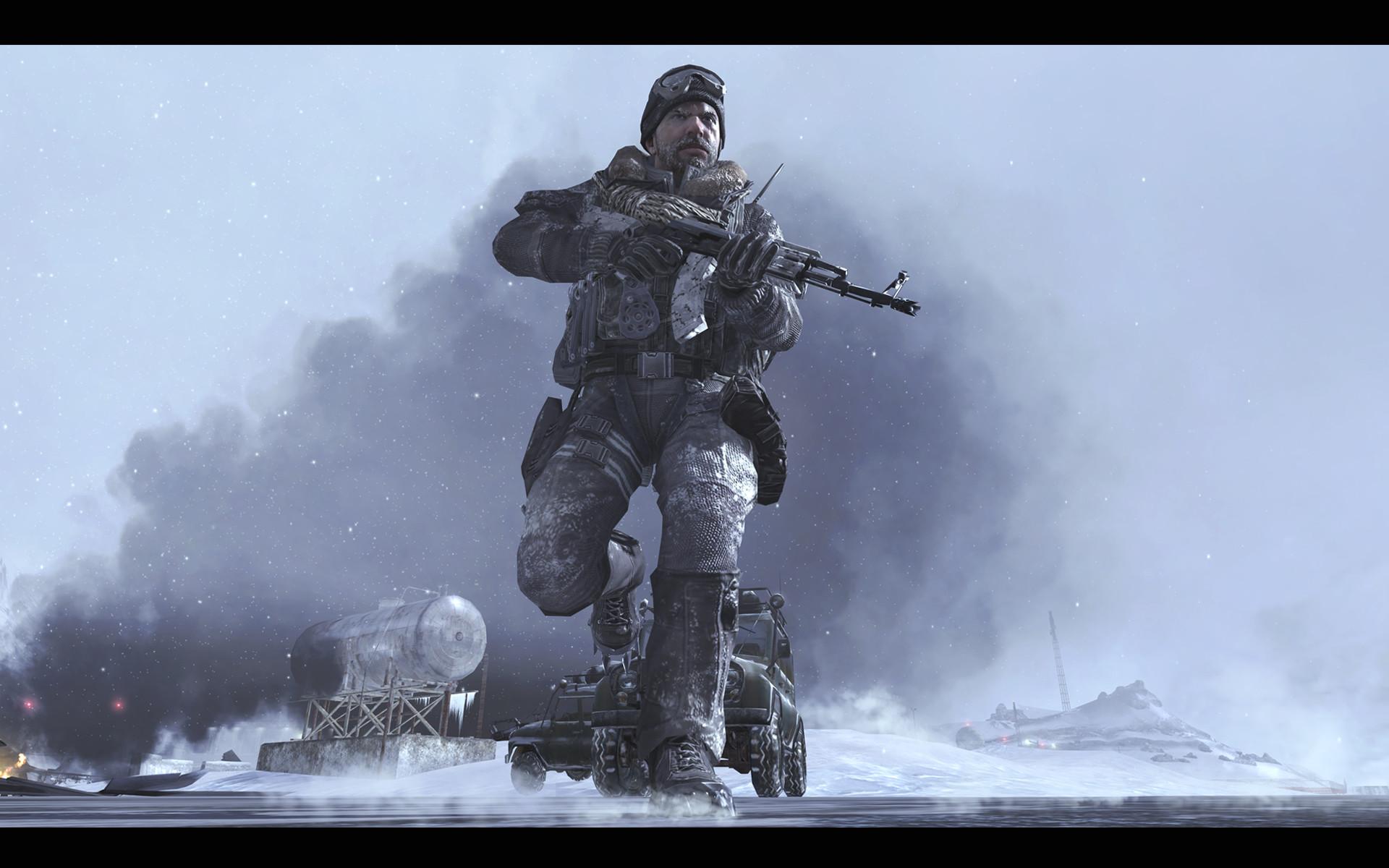 Top Modern Warfare Wallpapers