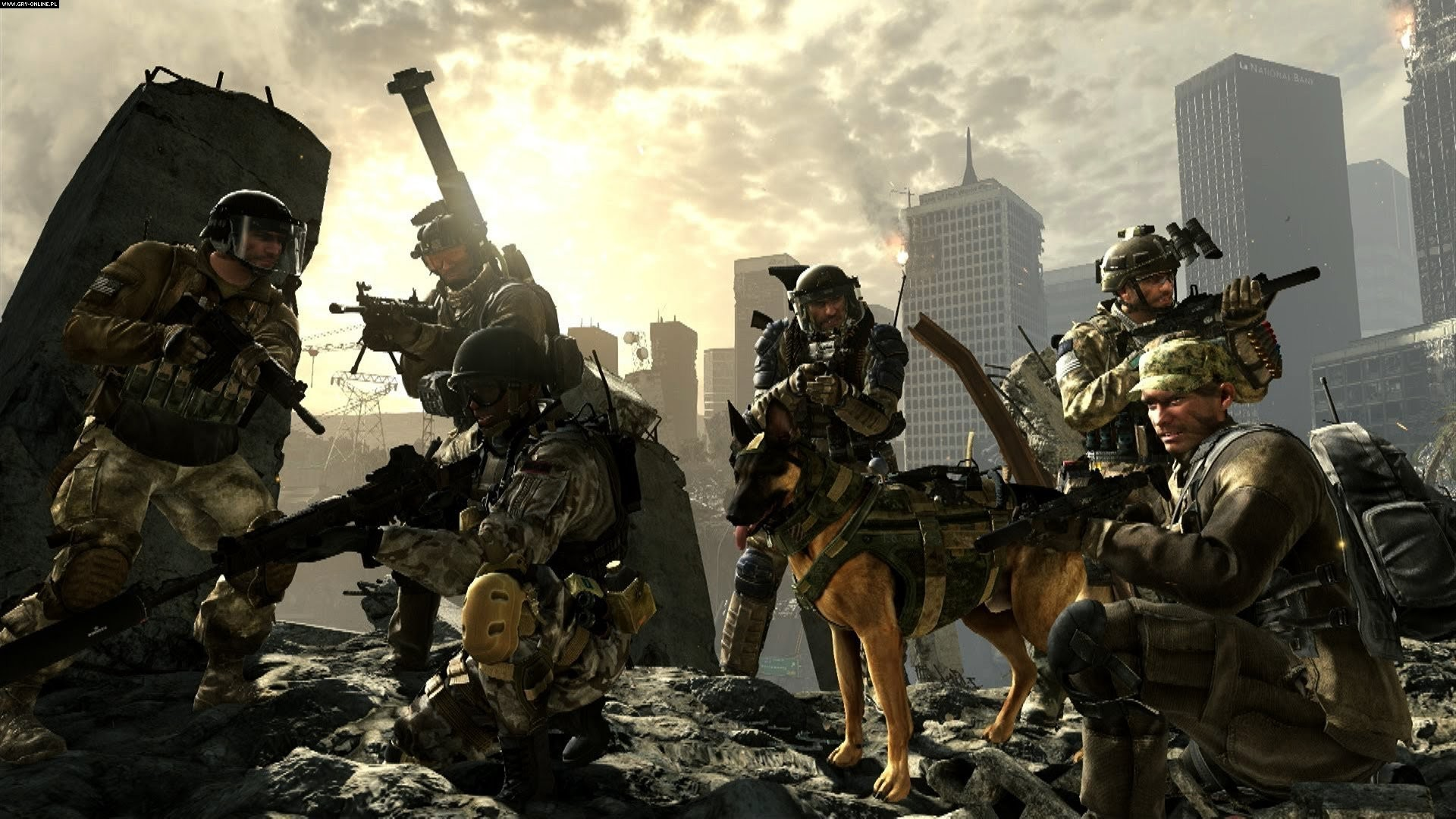 Call of Duty: Ghosts Wallpapers GamersTarget 1920×1200 Call Of Duty Ghosts  Wallpaper (