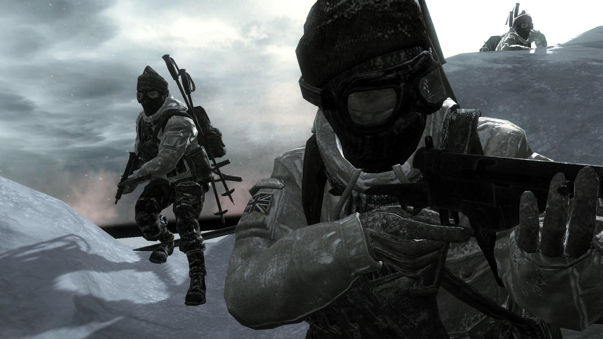 Image – British Commandos BO.jpg | Call of Duty Wiki | FANDOM powered by  Wikia