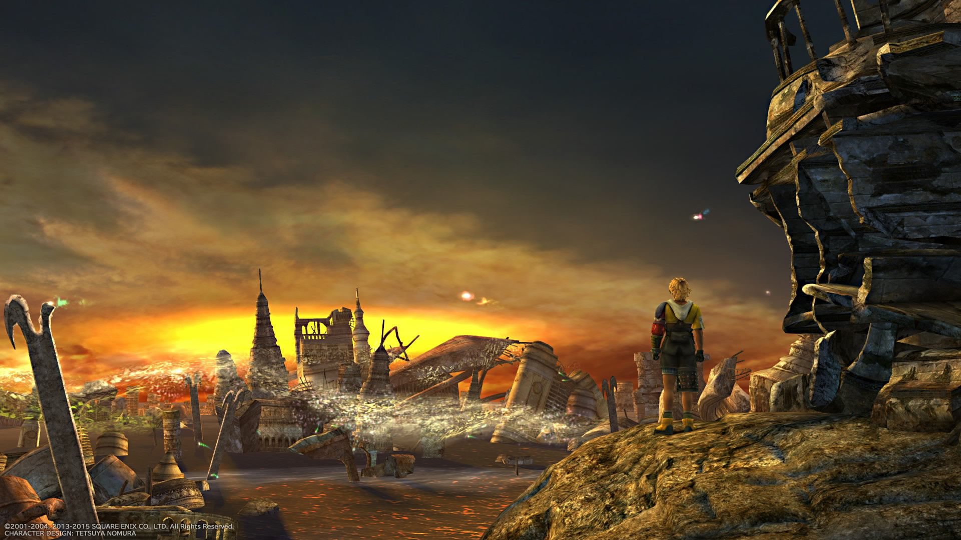 Final Fantasy X / X-2 HD Remaster Launching On Steam This Week, New  Features Detailed
