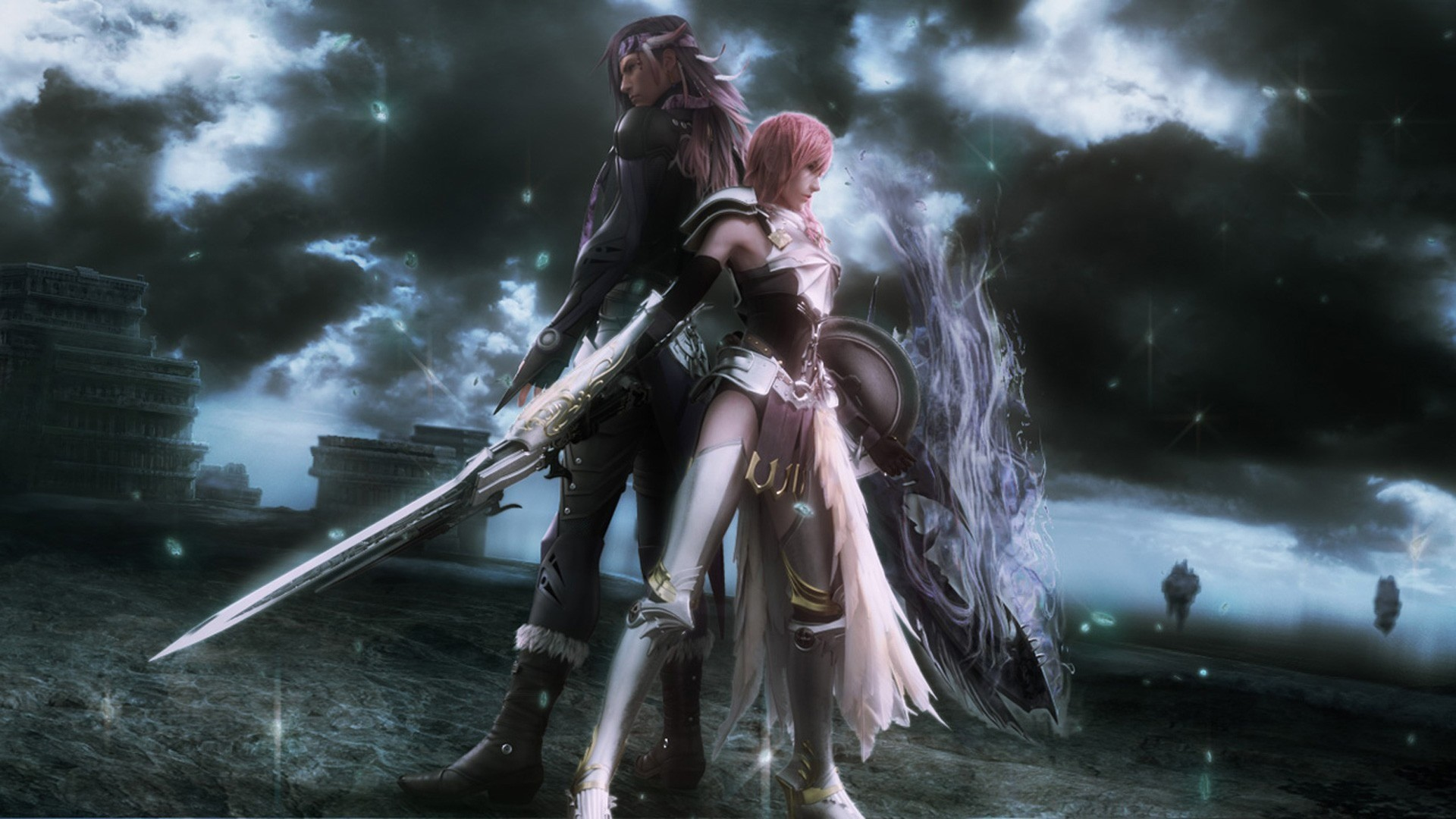 Final Fantasy XIII-2 – 1920 x 1080 – HD Wallpaper