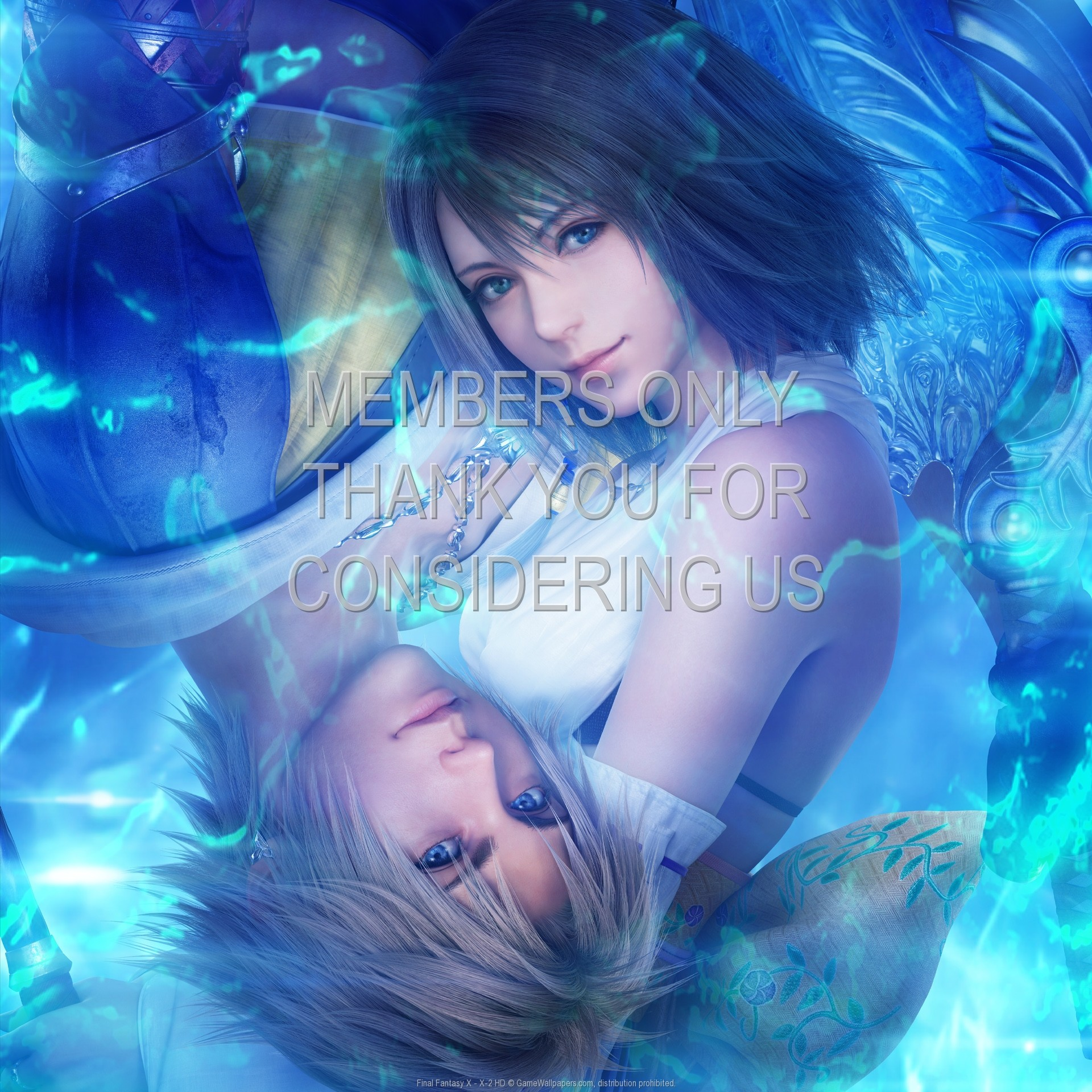 Final Fantasy X – X-2 HD 1920×1080 Mobile wallpaper or background 01