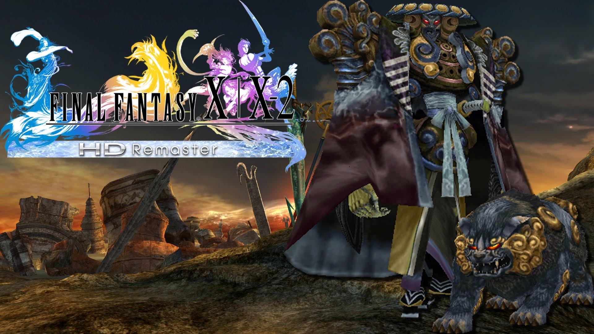 Final Fantasy X HD Remaster РEones oscuros РYojimbo РEspa̱ol РYouTube