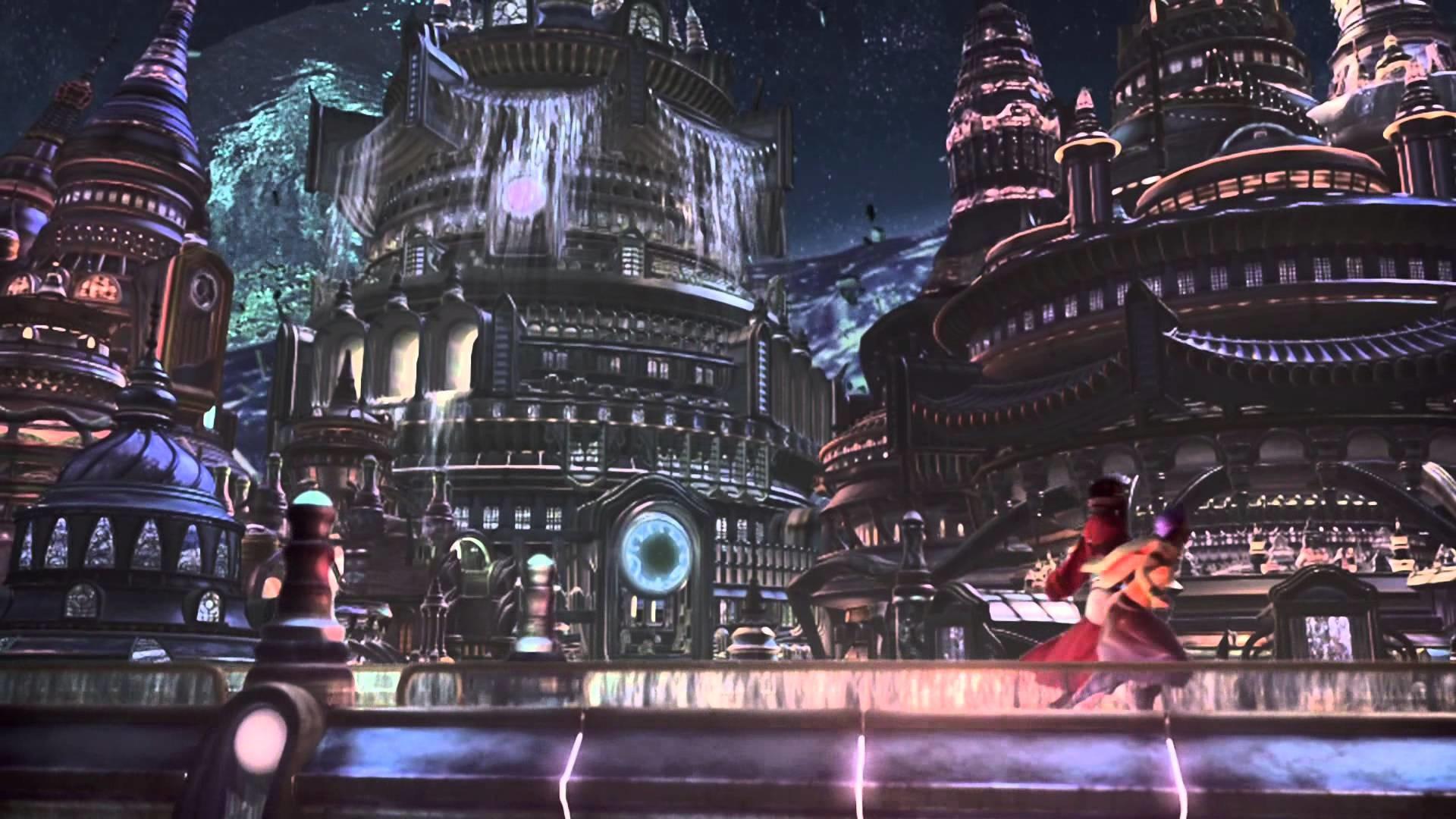Final Fantasy X HD Otherworld blitzball intro – Zanarkand Obliterated –  YouTube