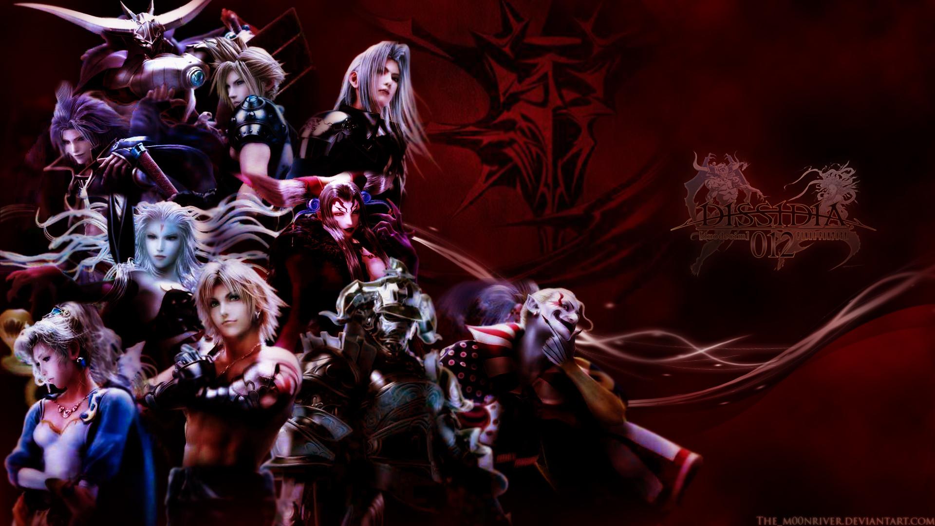 View Fullsize Final Fantasy Series Image