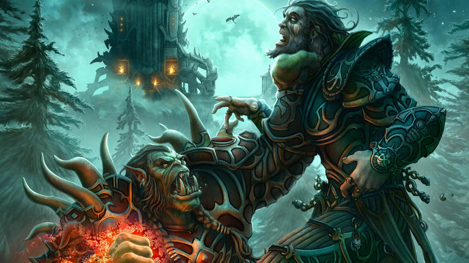 people, orc, lok, world of warcraft, warlock, the .