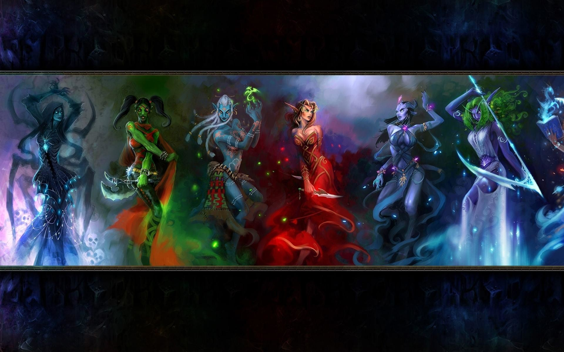 Undead Wallpaper Wow – WallpaperSafari