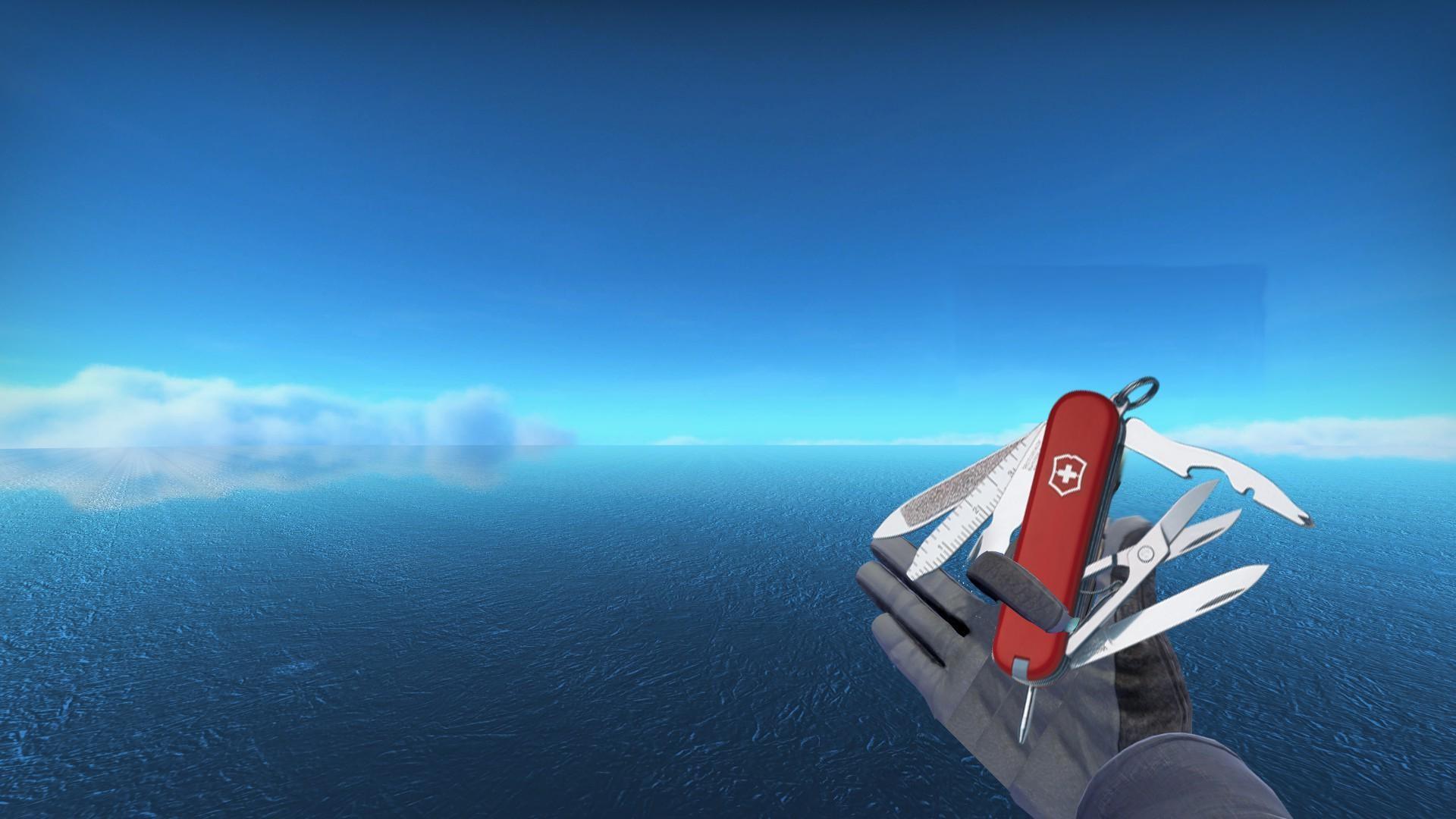 FluffFuture of CS:GO knives …