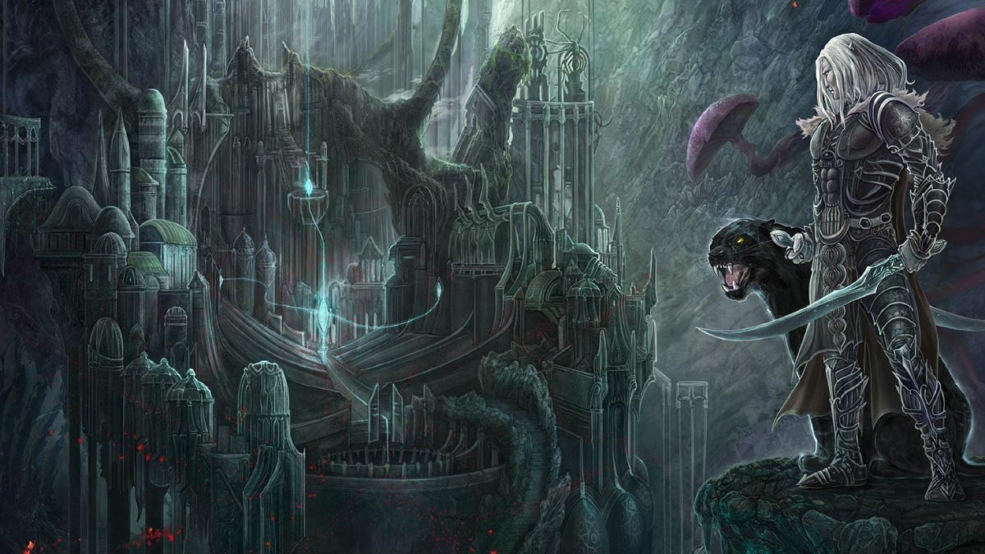 illustration to the book saber robert salvatore robert salvatore dark elf drizzt  drizzt do'urden