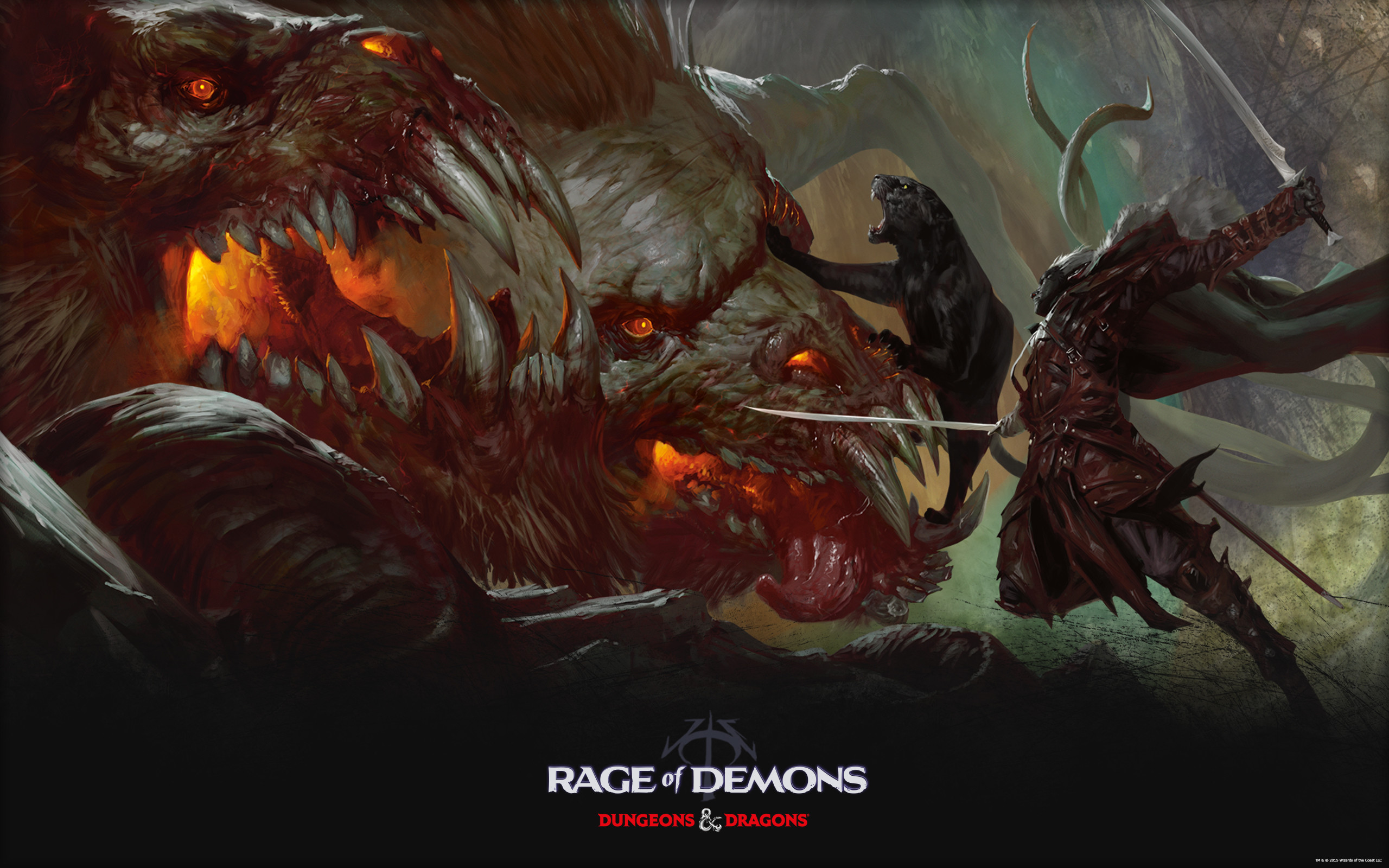Rage of Demons, a new Dungeons & Dragons Storyline, Coming This Fall