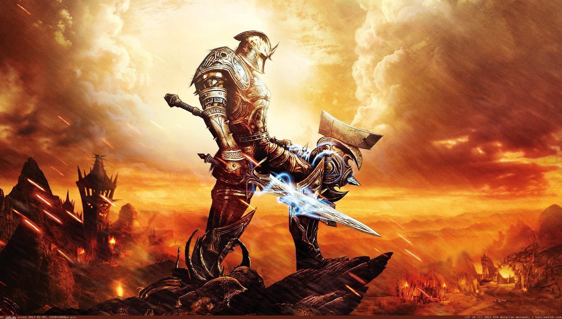 Asuras Wrath fantasy warrior d wallpaper Asura's Wrath Wallpapers Wallpapers )