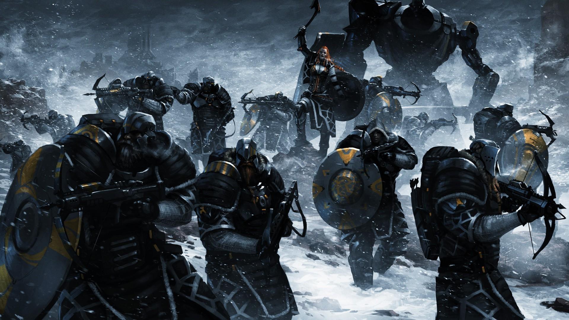 fantasy Art, Endless Legend Wallpapers HD / Desktop and Mobile Backgrounds
