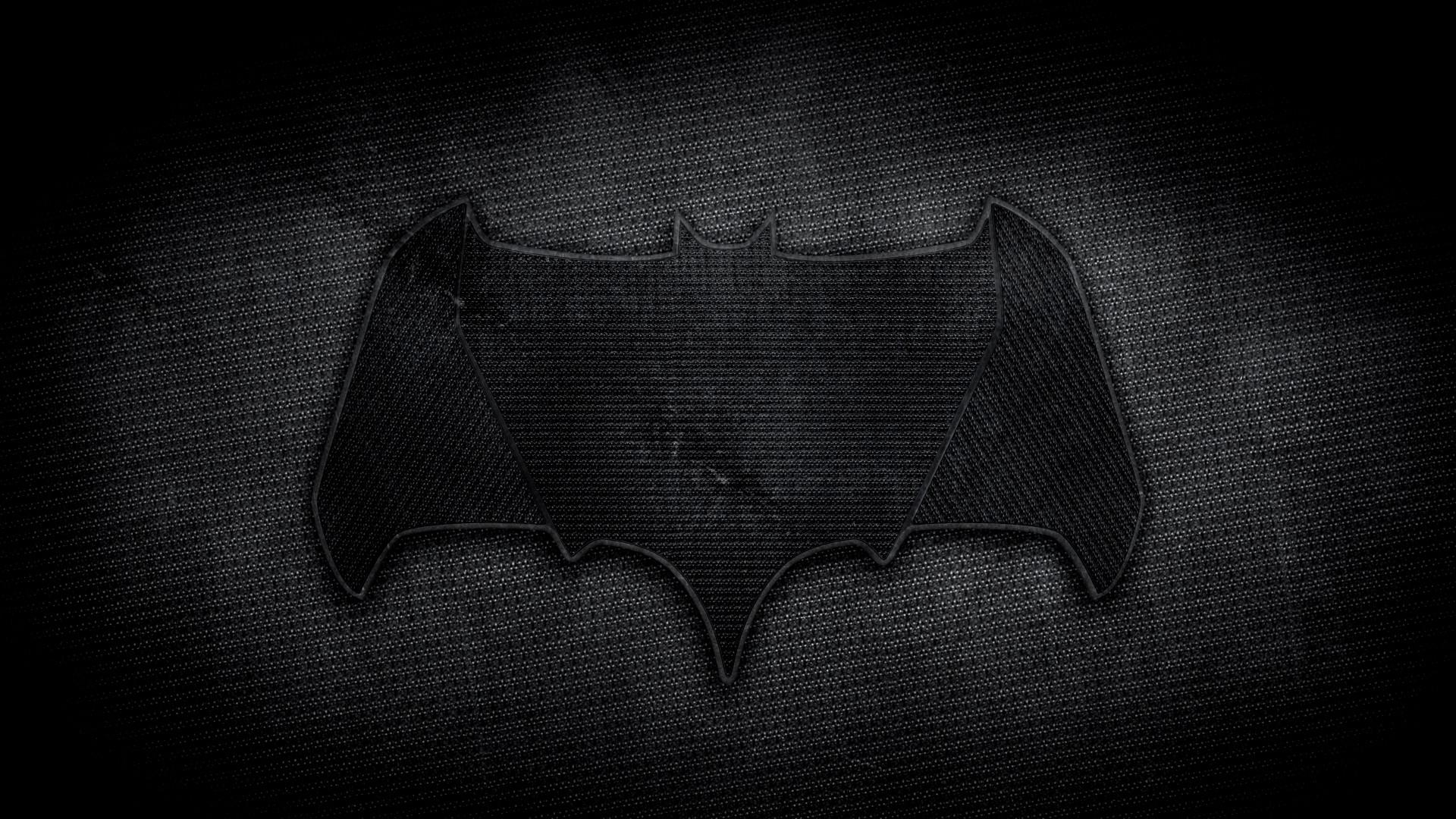 Batman vs Superman Symbol Wallpaper