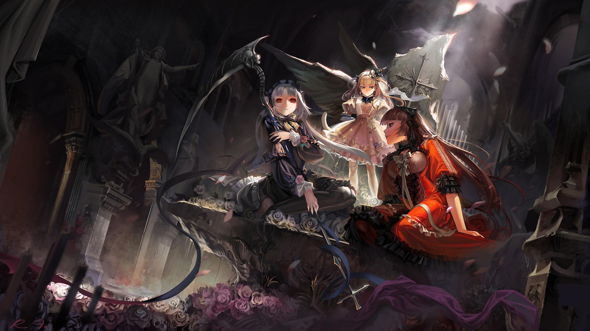 Anime – Touhou Komachi Onozuka Wallpaper