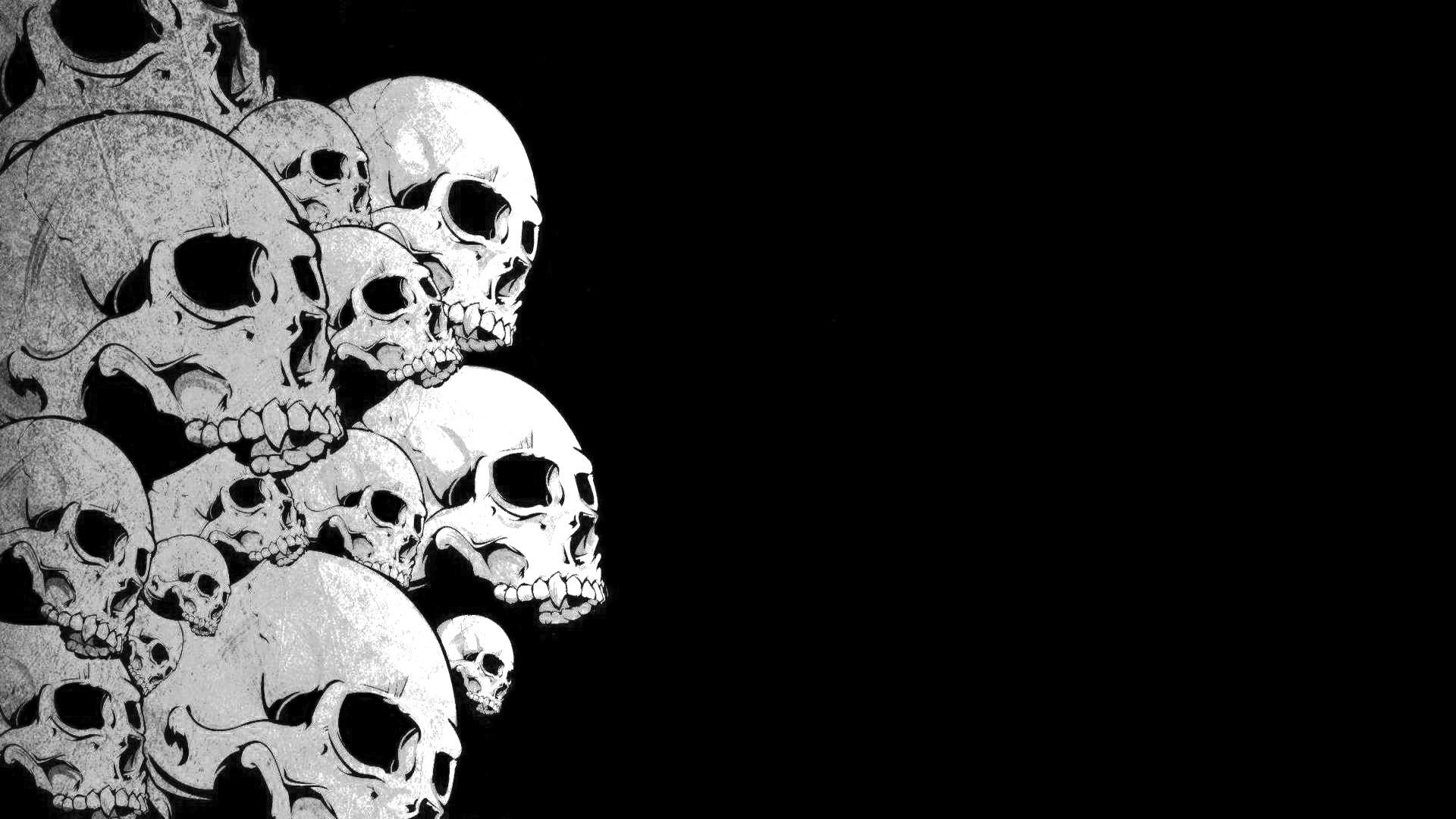 HD Skull Wallpapers 1080p : Find best latest HD Skull Wallpapers 1080p for  your PC desktop background & mobile phones.   hd wallpaper   Pinterest    Skull …