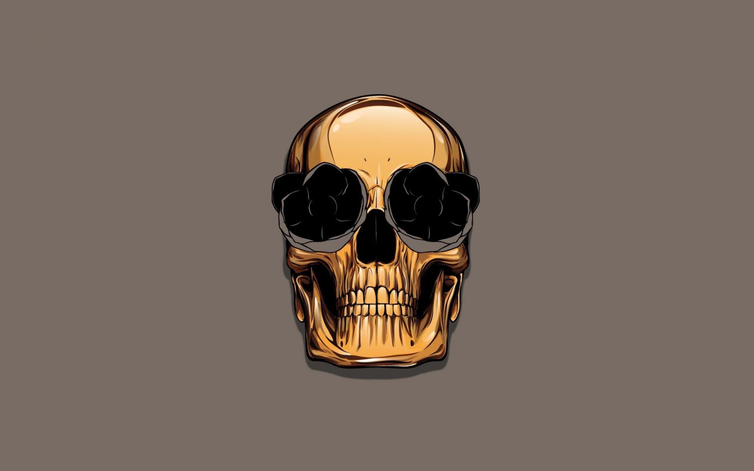 Skull Wallpapers HD, Desktop Backgrounds 2560×1600