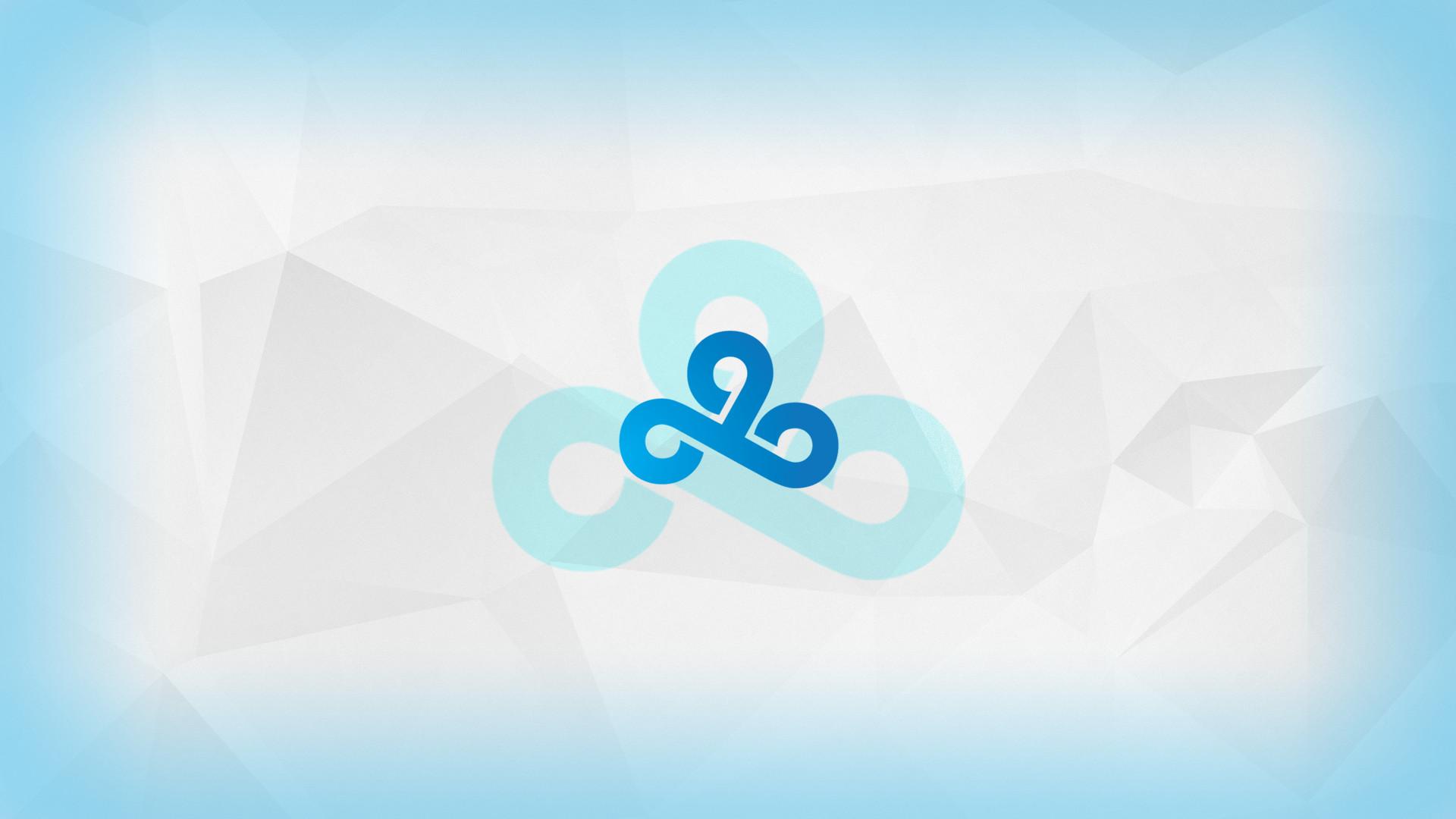 Dota 2I found a cool wallpaper featuring Cloud 9's DOTA2 team …