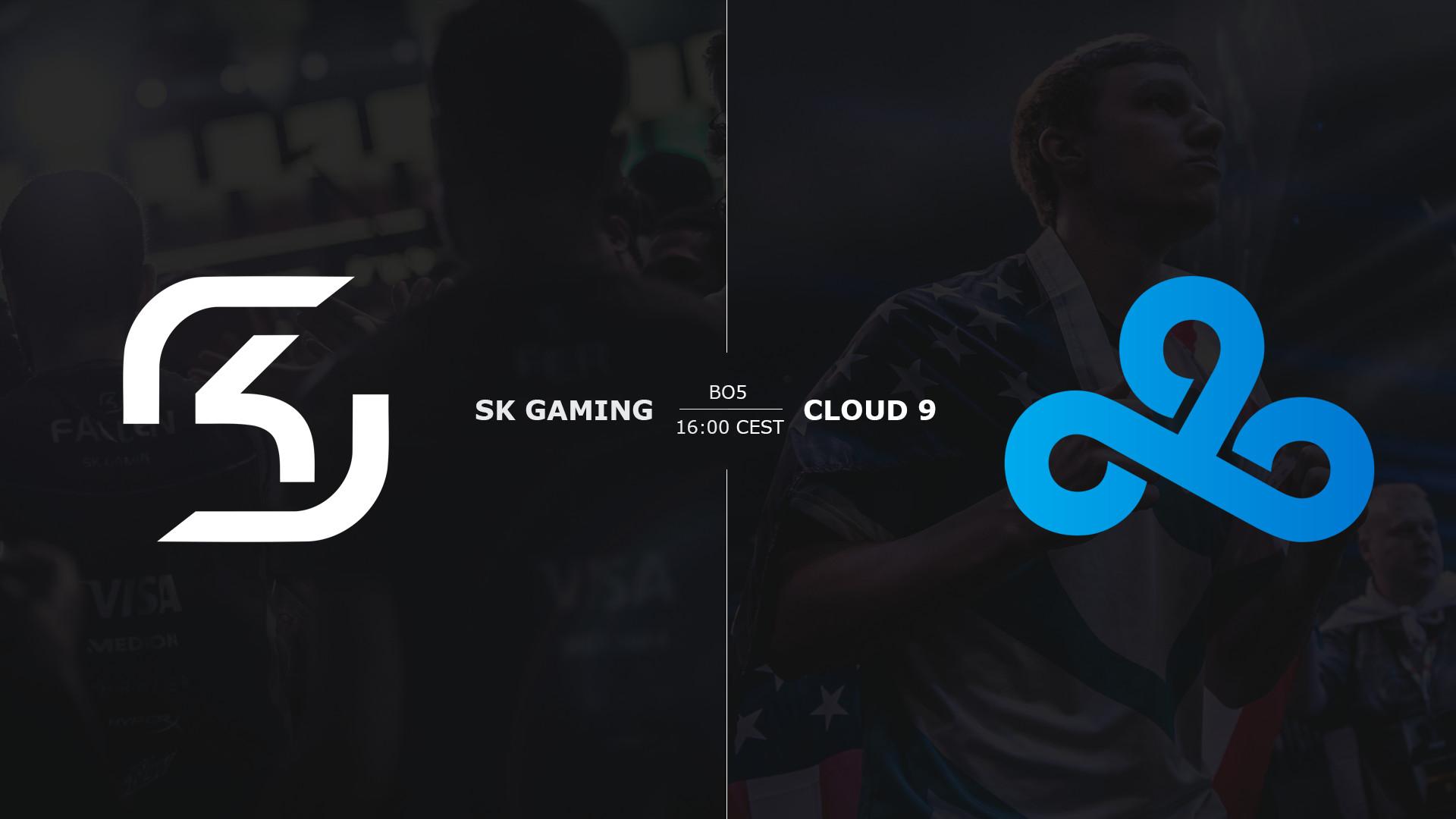 [Wallpaper] SK Gaming vs. Cloud 9 | Grand Final #games #globaloffensive