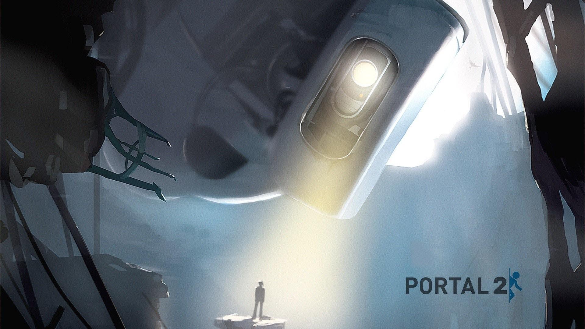 Video Games Valve Corporation Portal 2 Aperture Laboratories GLaDOS Artwork  Concept Art …