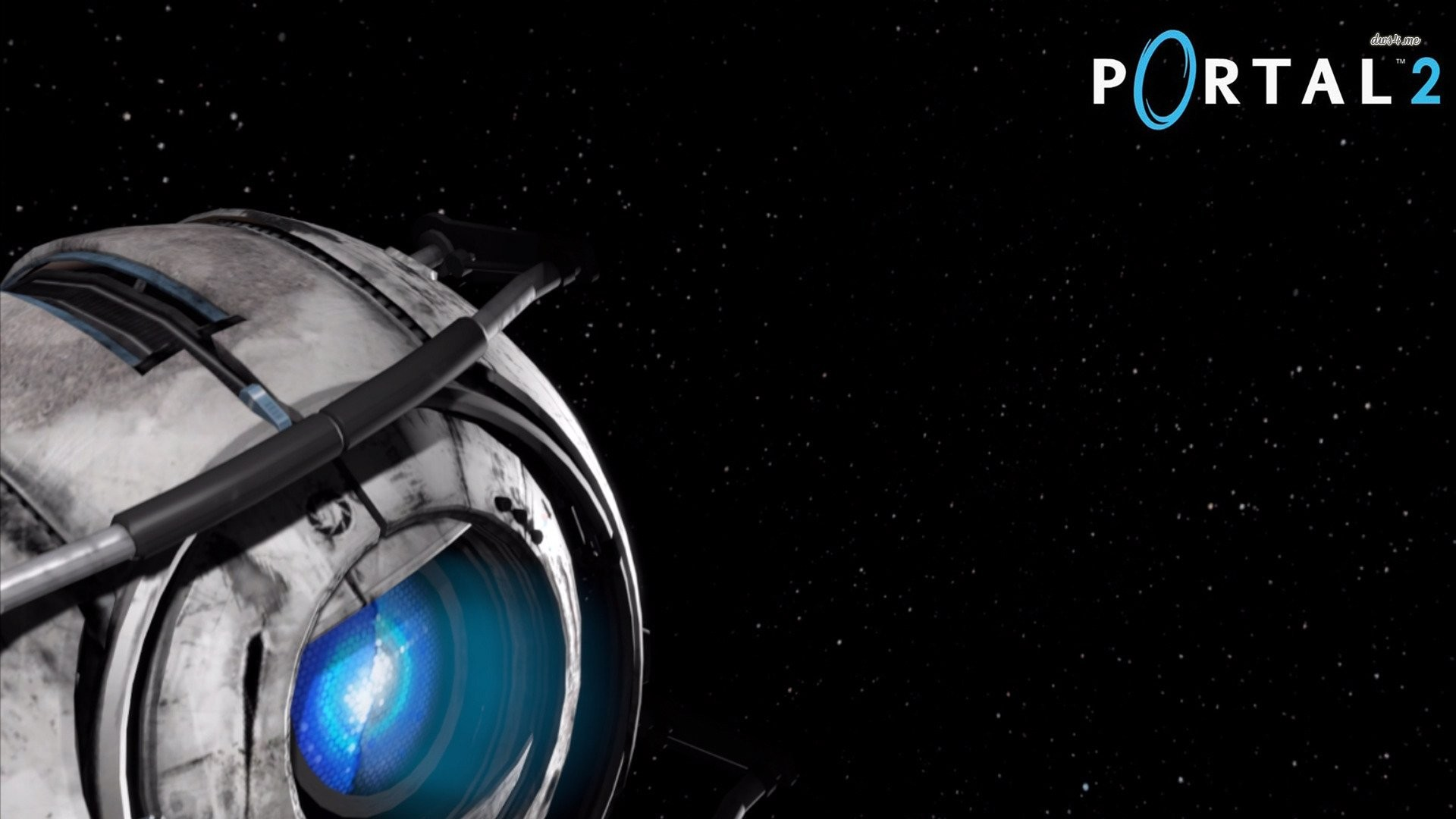Portal 2 GLaDOS Core