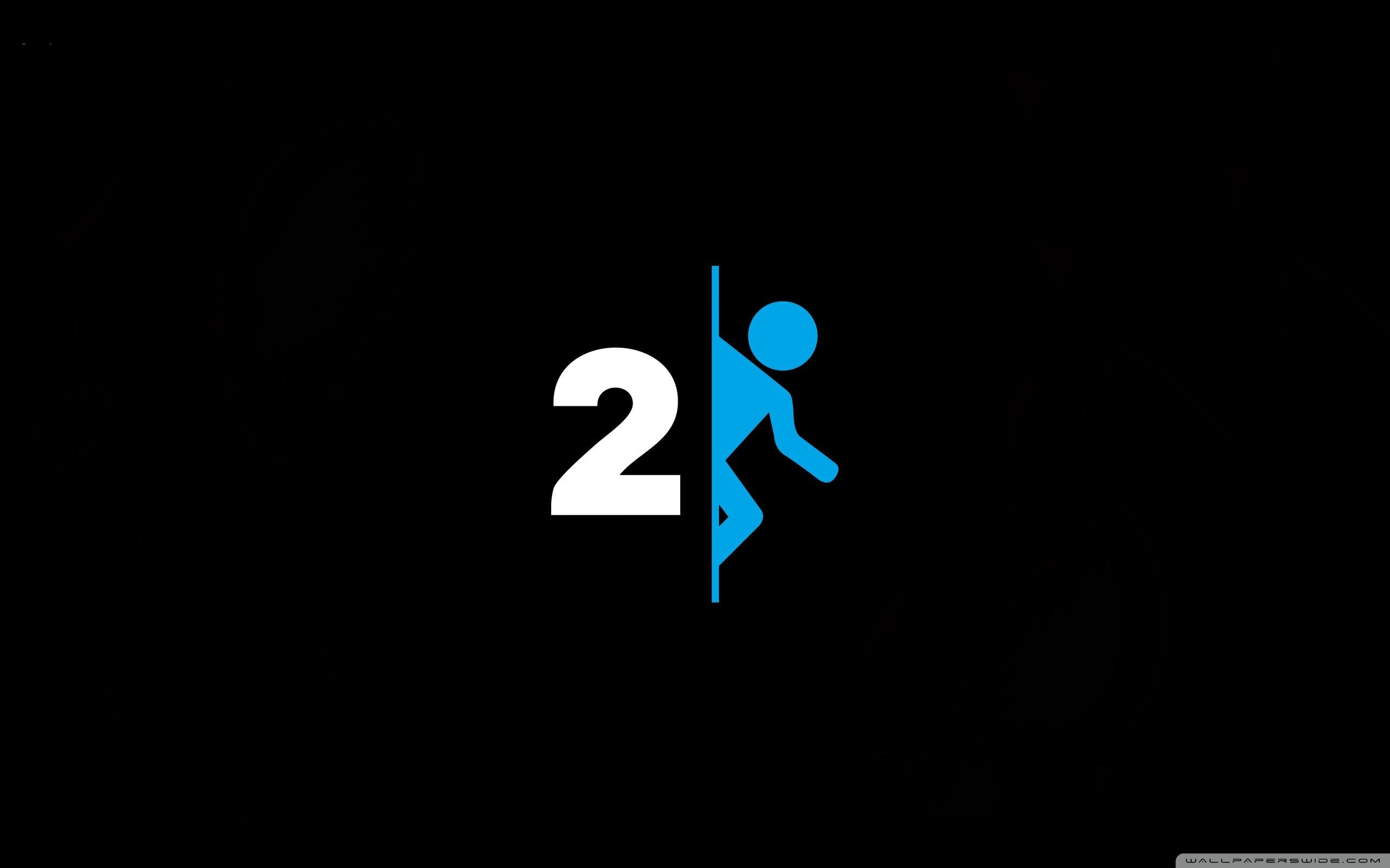 Portal 2 HD Wide Wallpaper for Widescreen