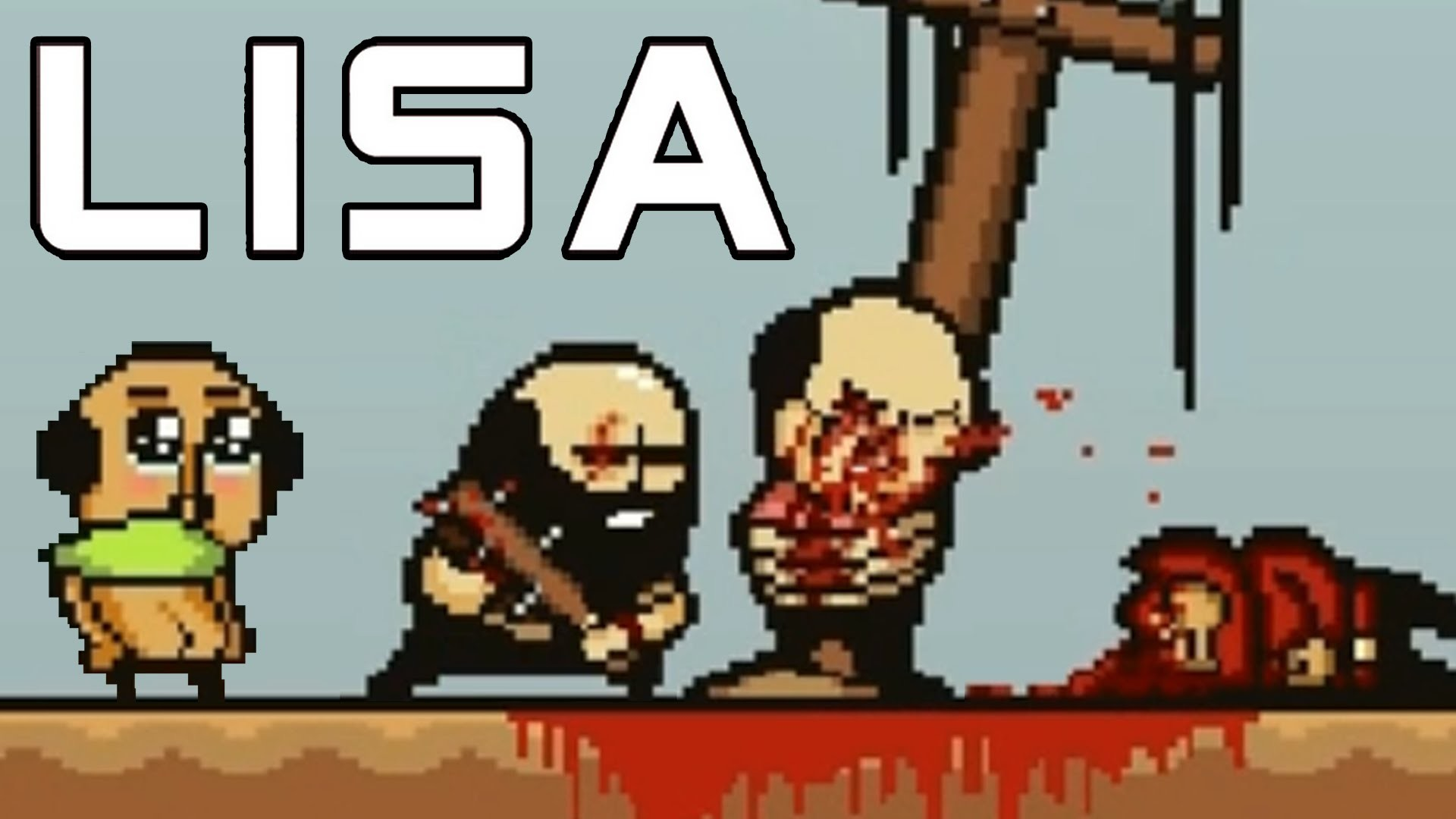 LISA The Painful RPG Part 12 Beating Our Best Friend To Death – YouTube