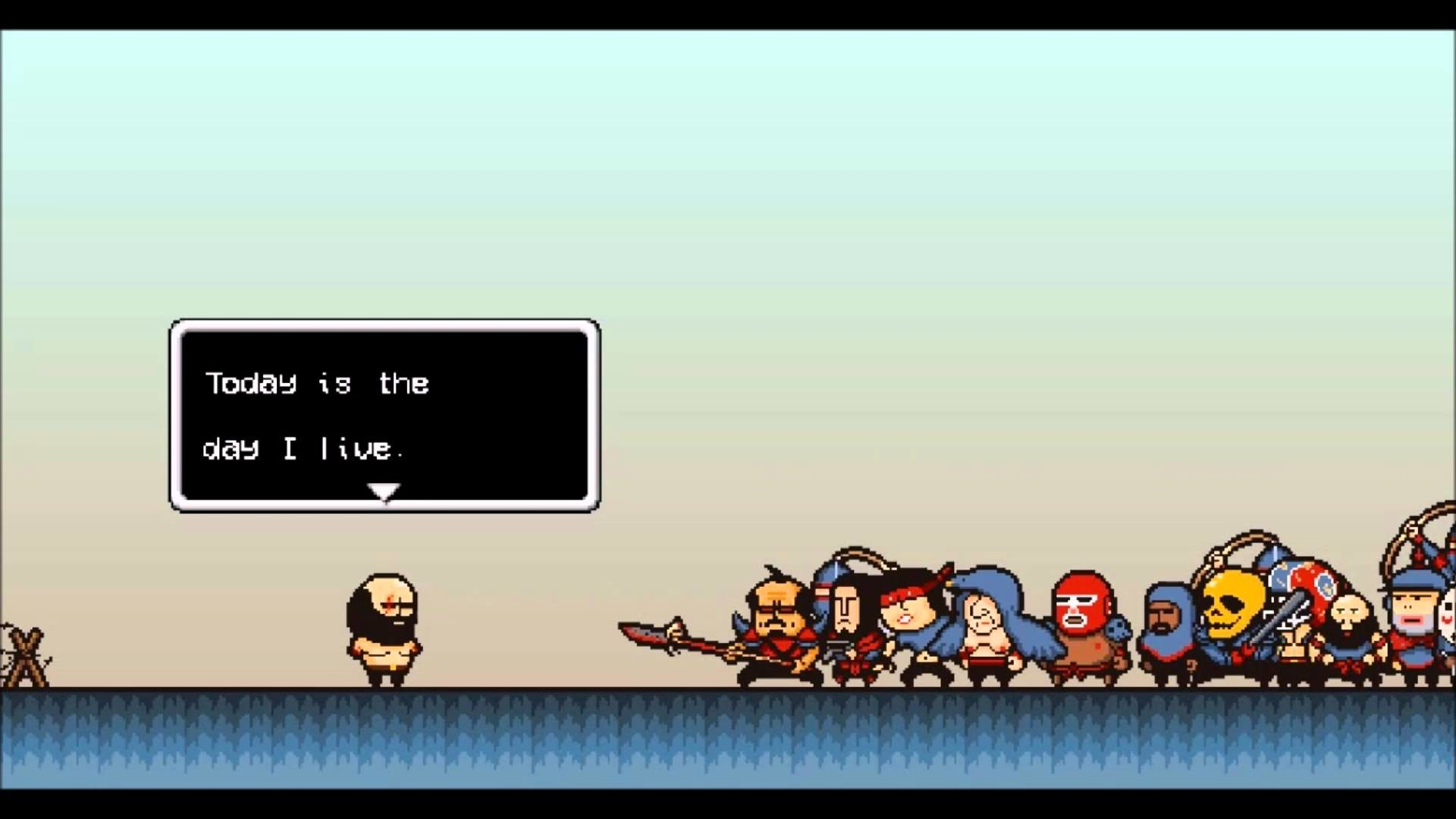 Lisa The Painful OST – Goodbye Baby (Rando Army Round 1 version) – YouTube