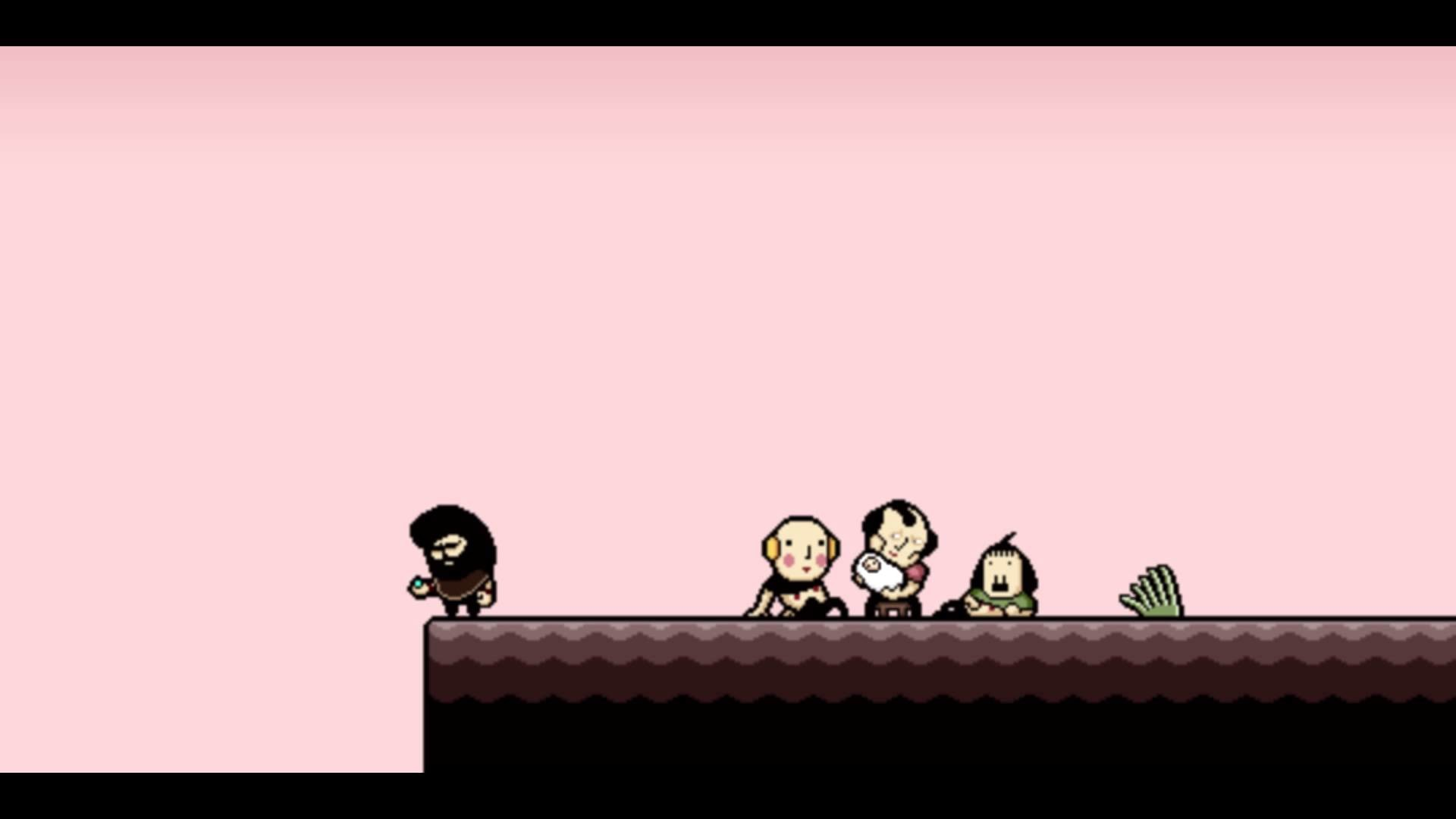 LISA: The Painful RPG – OST – The Sacrifice (Intro Speed)