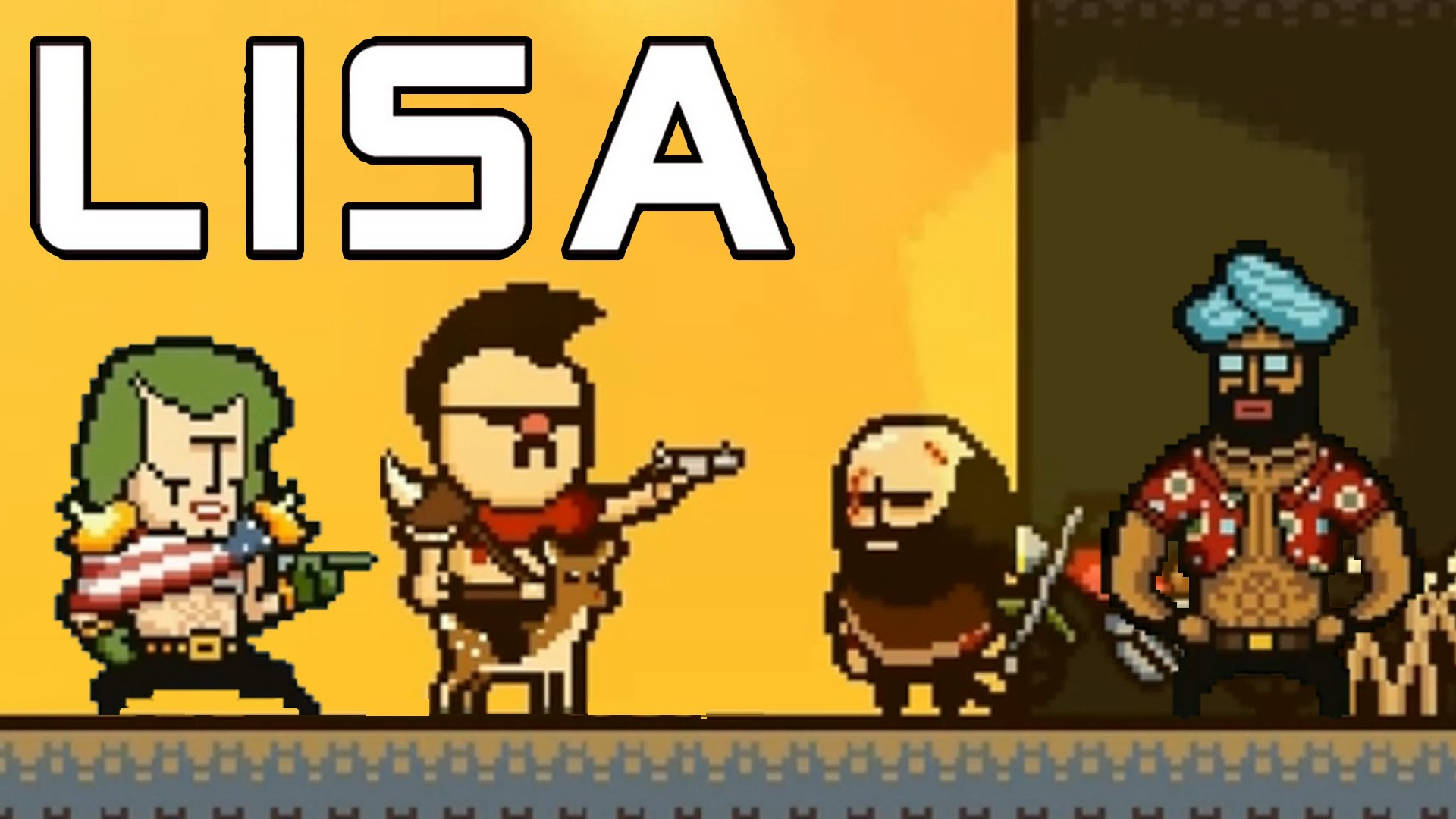 LISA The Painful RPG Part 24 End Of A Rivalry