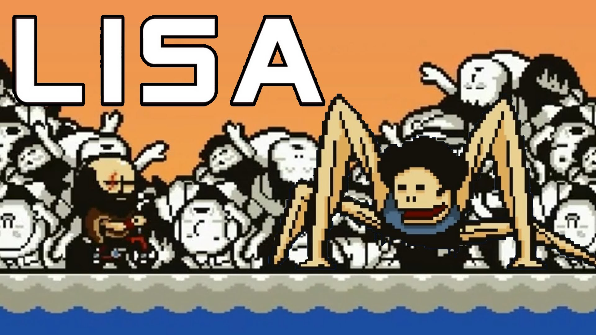 LISA The Painful RPG Part 25 WHAT IS THAT