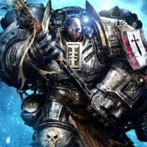 Warhammer 40K Wallpaper Grey Knights
