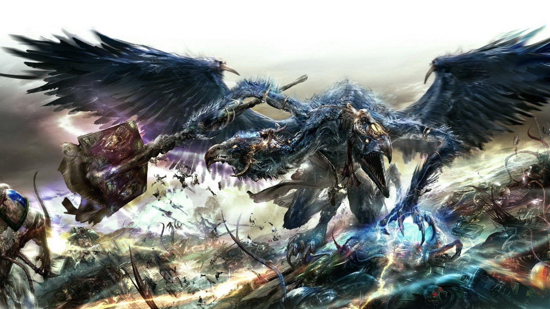 91 Warhammer 40k Wallpapers | Warhammer 40k Backgrounds