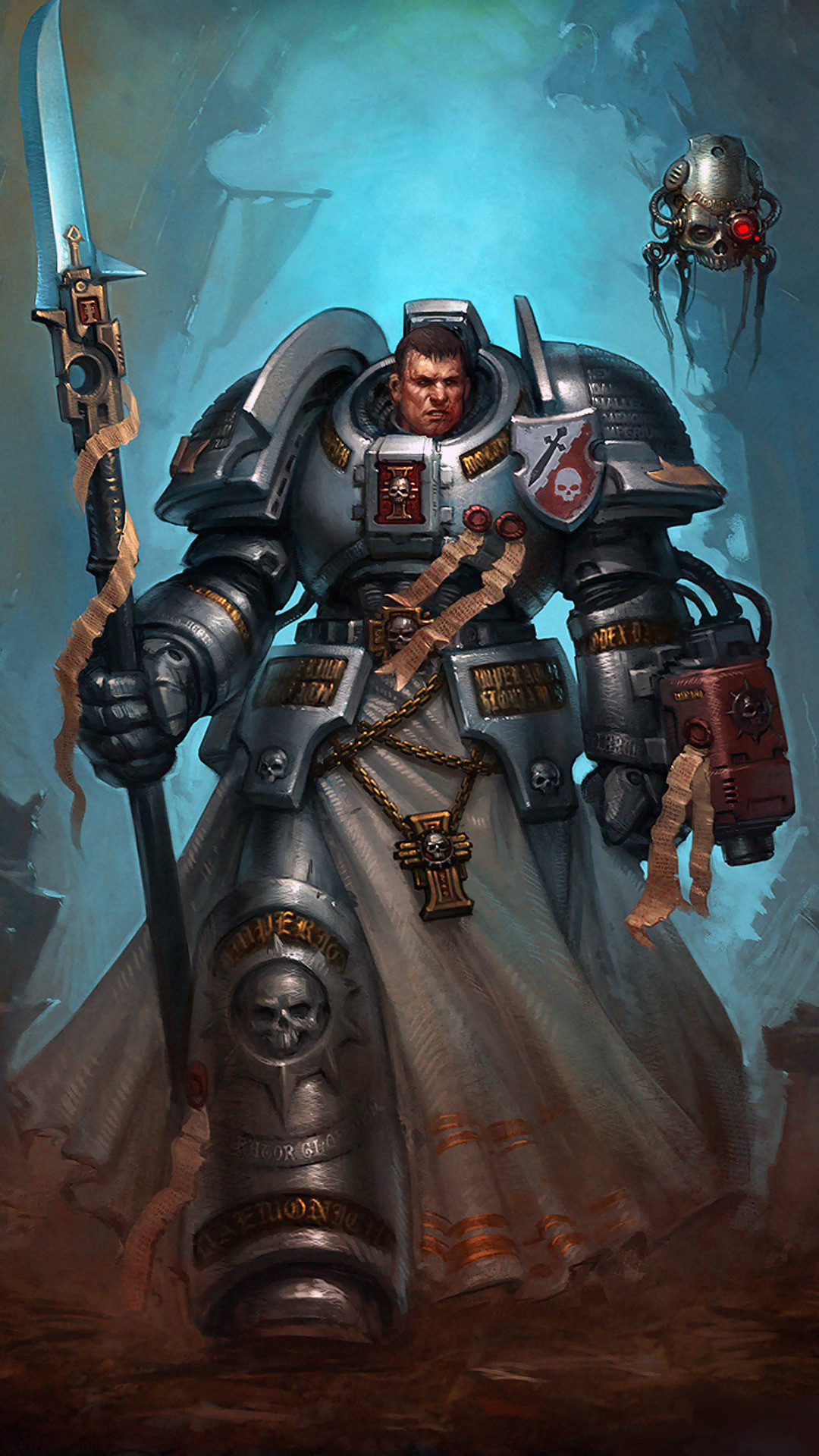 The Best Warhammer 40K Wallpaper Phone Pics