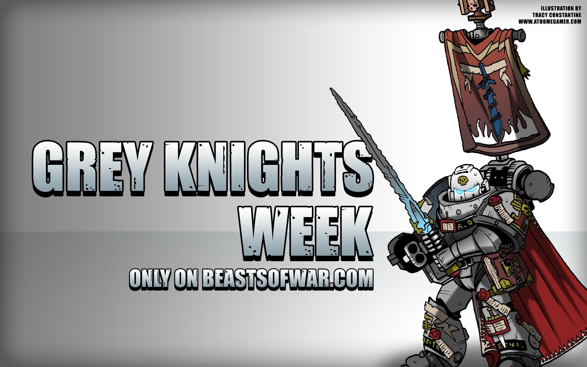 Grey Knights Week Wallpaper