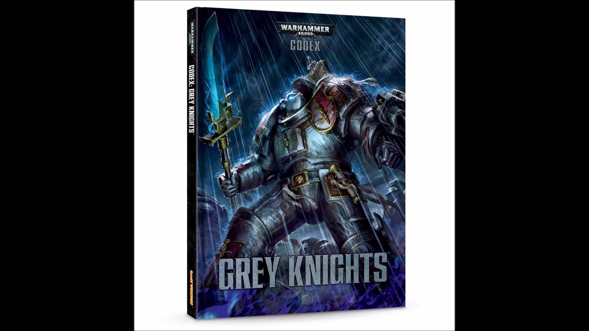 Warhammer 40k: Grey Knights Codex Review 7th Edition