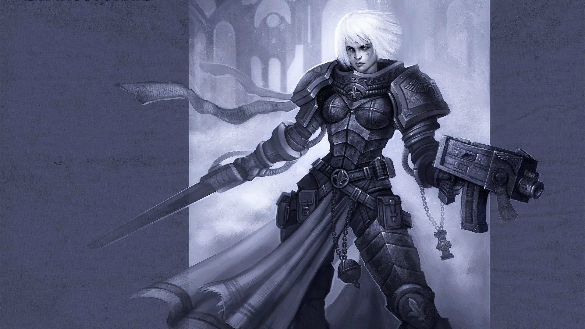 Those two have always seemed rather overpowered, although the Grey Knights  need to be,