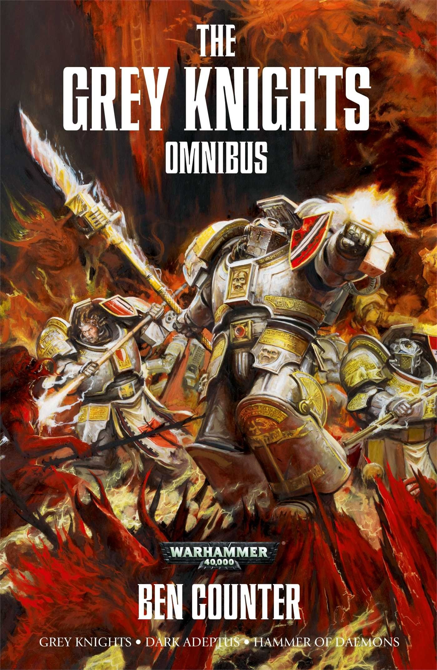 Black Library fiction