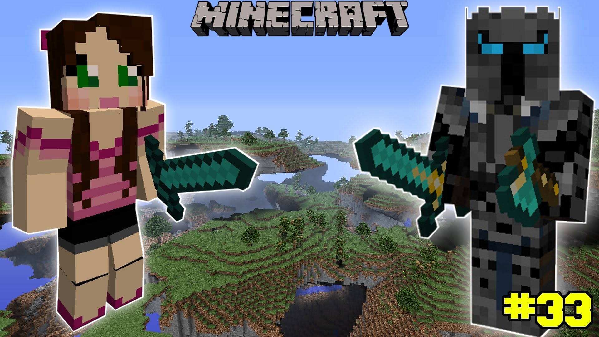 DIMENSION CHALLENGE EPS6 33 YouTube.Minecraft Youtube Pat And Jen
